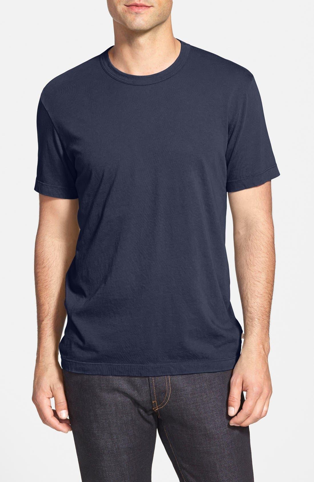 Crewneck Jersey T-Shirt,                             Main thumbnail 71, color,