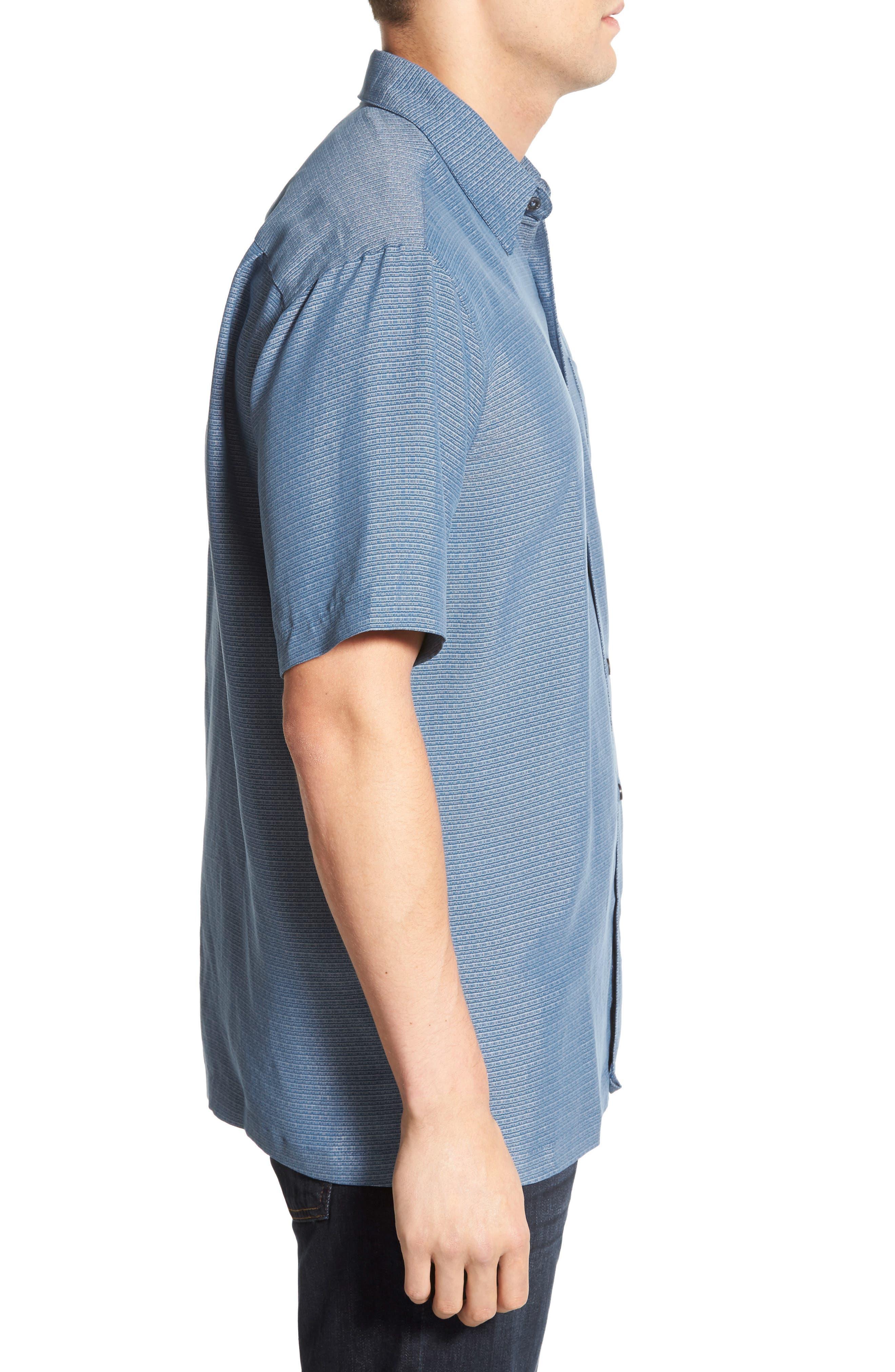 'Wind N Sea' Regular Fit Sport Shirt,                             Alternate thumbnail 16, color,