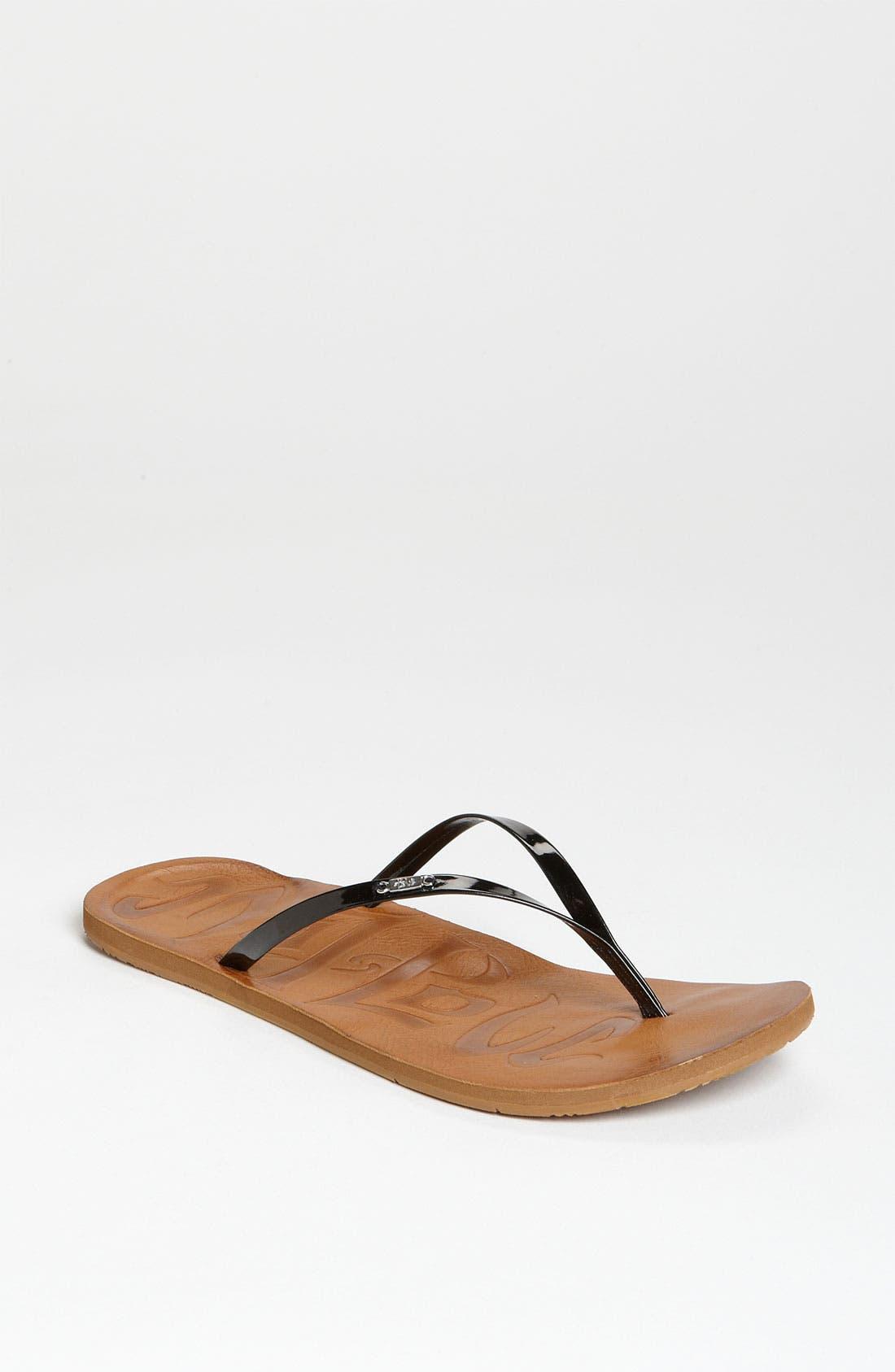 'Twigi' Flip Flop, Main, color, 008