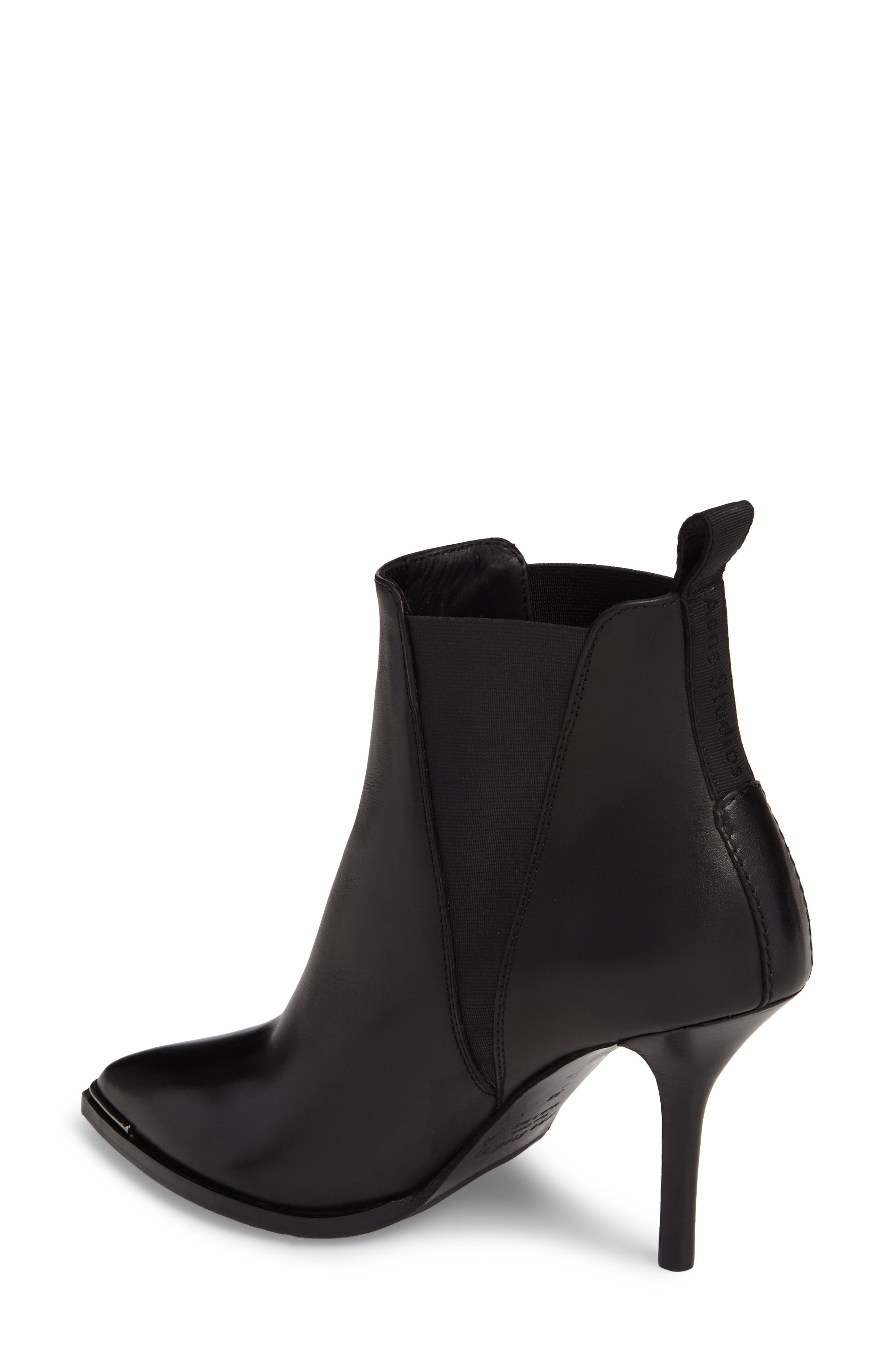 Jemma Pointy Toe Bootie,                             Alternate thumbnail 2, color,                             001