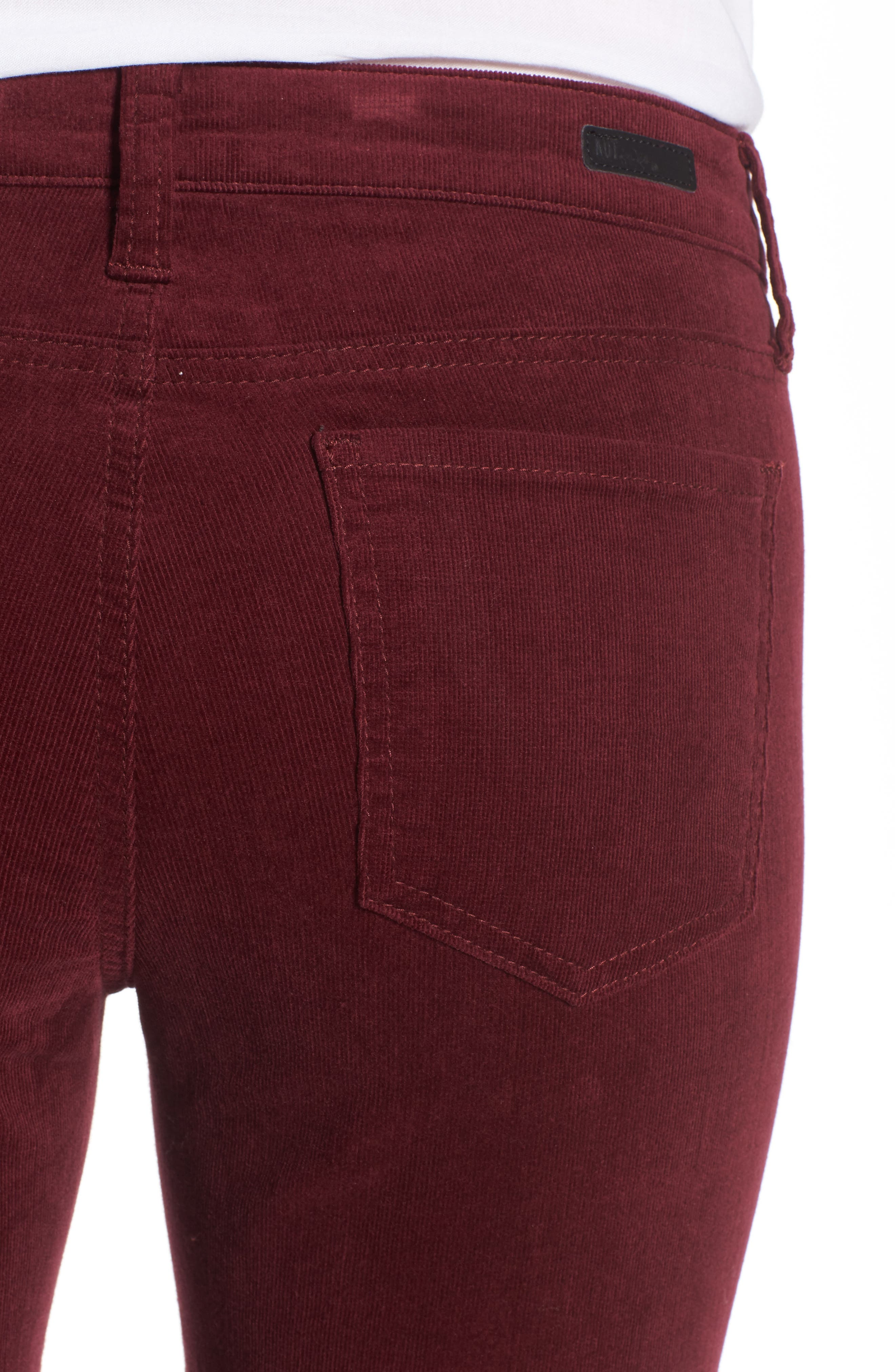 Baby Bootcut Corduroy Jeans,                             Alternate thumbnail 92, color,