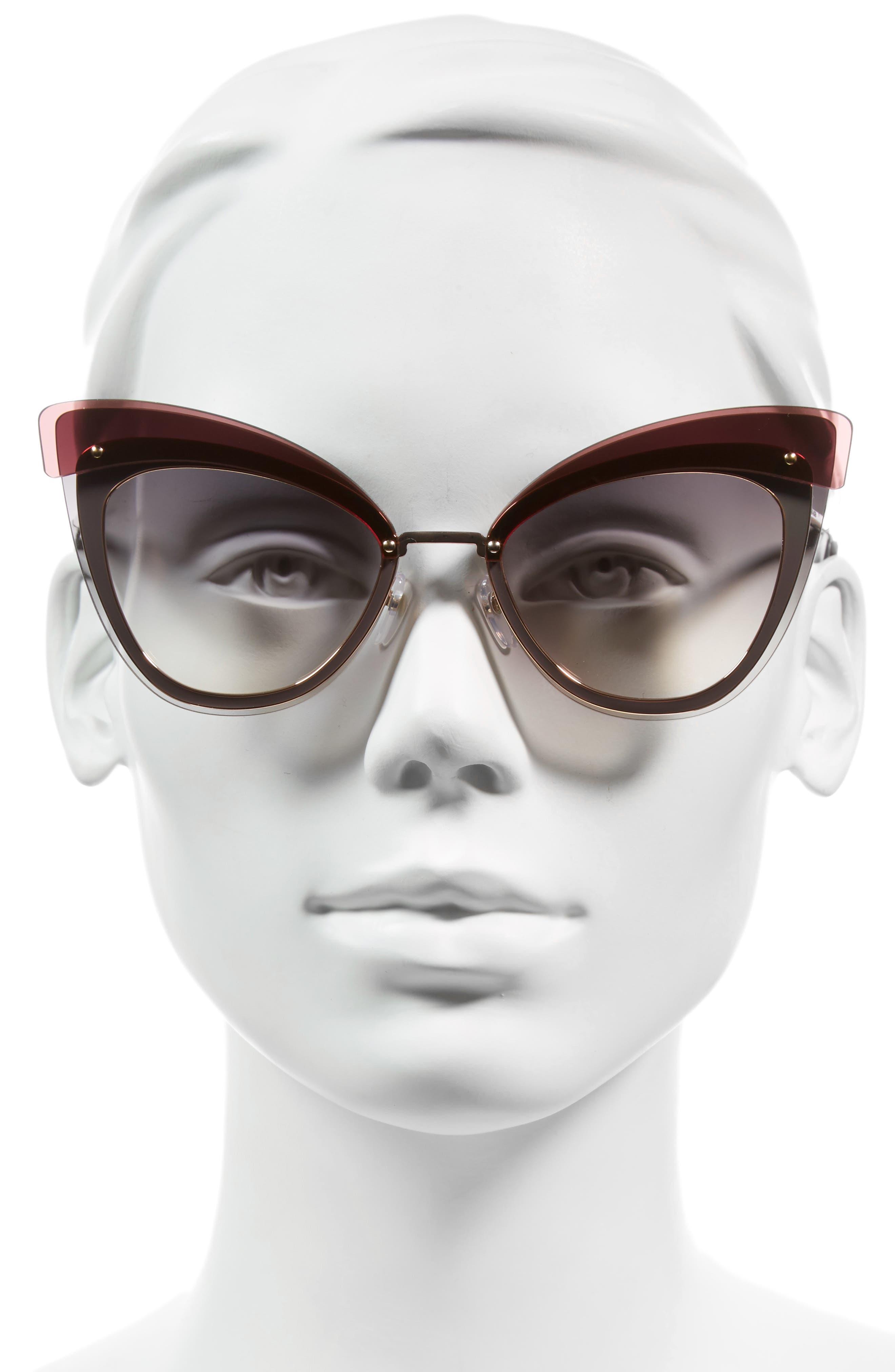 64mm Sunglasses,                             Alternate thumbnail 8, color,