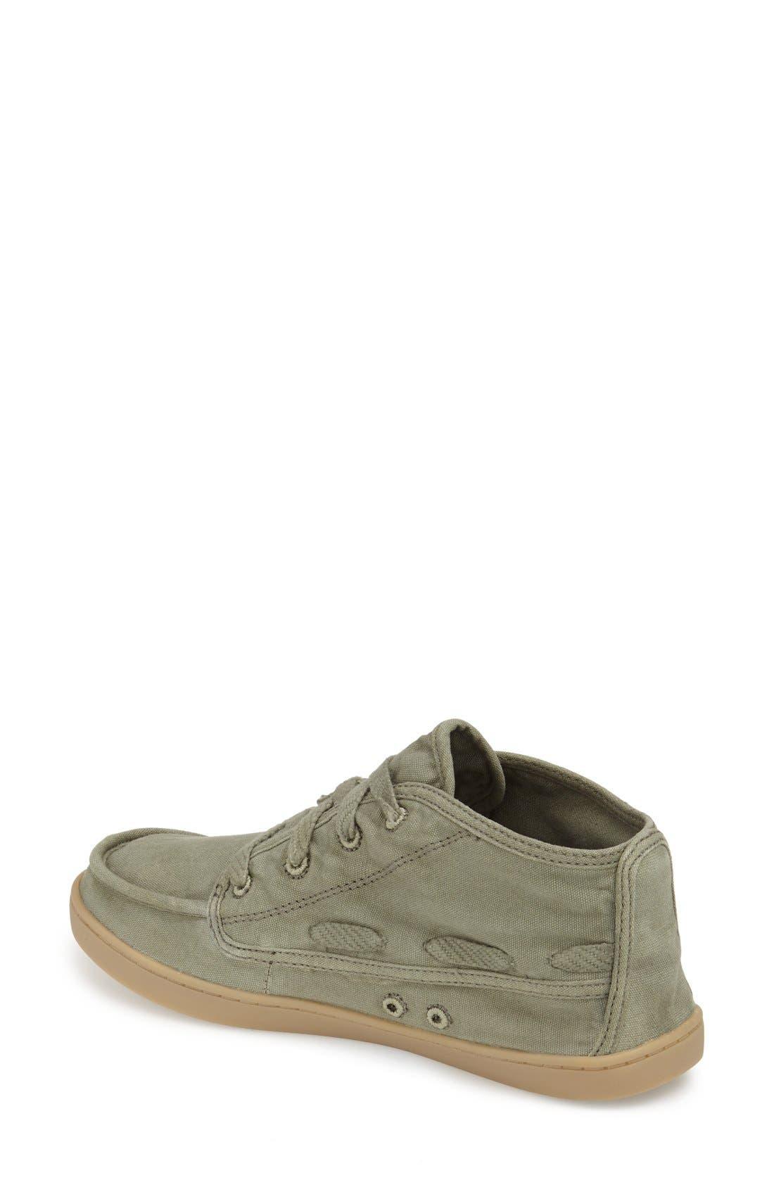 'Vee K Shawn' High Top Sneaker,                             Alternate thumbnail 6, color,