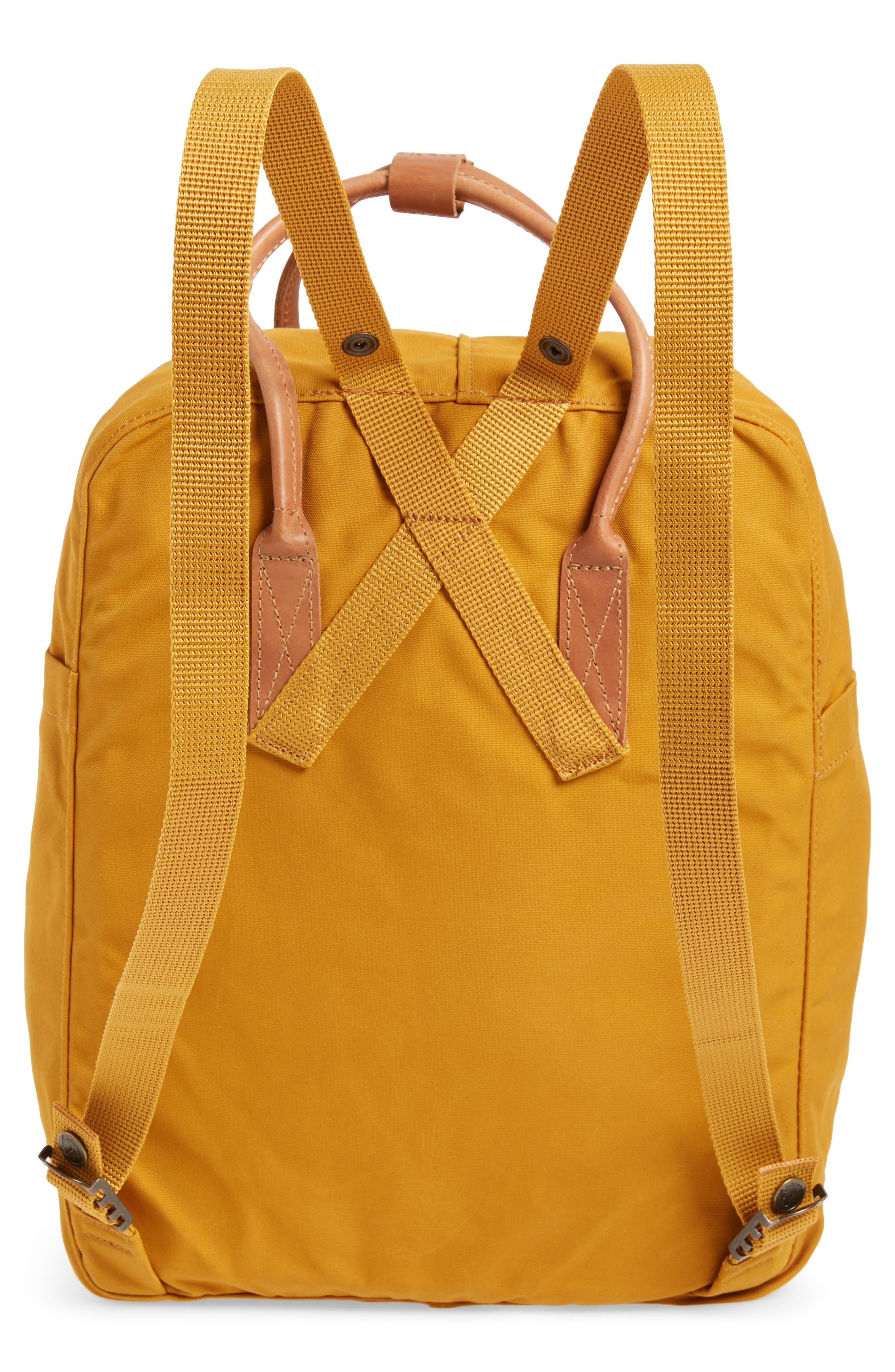 'Kånken No. 2' Backpack,                             Alternate thumbnail 3, color,                             ACORN