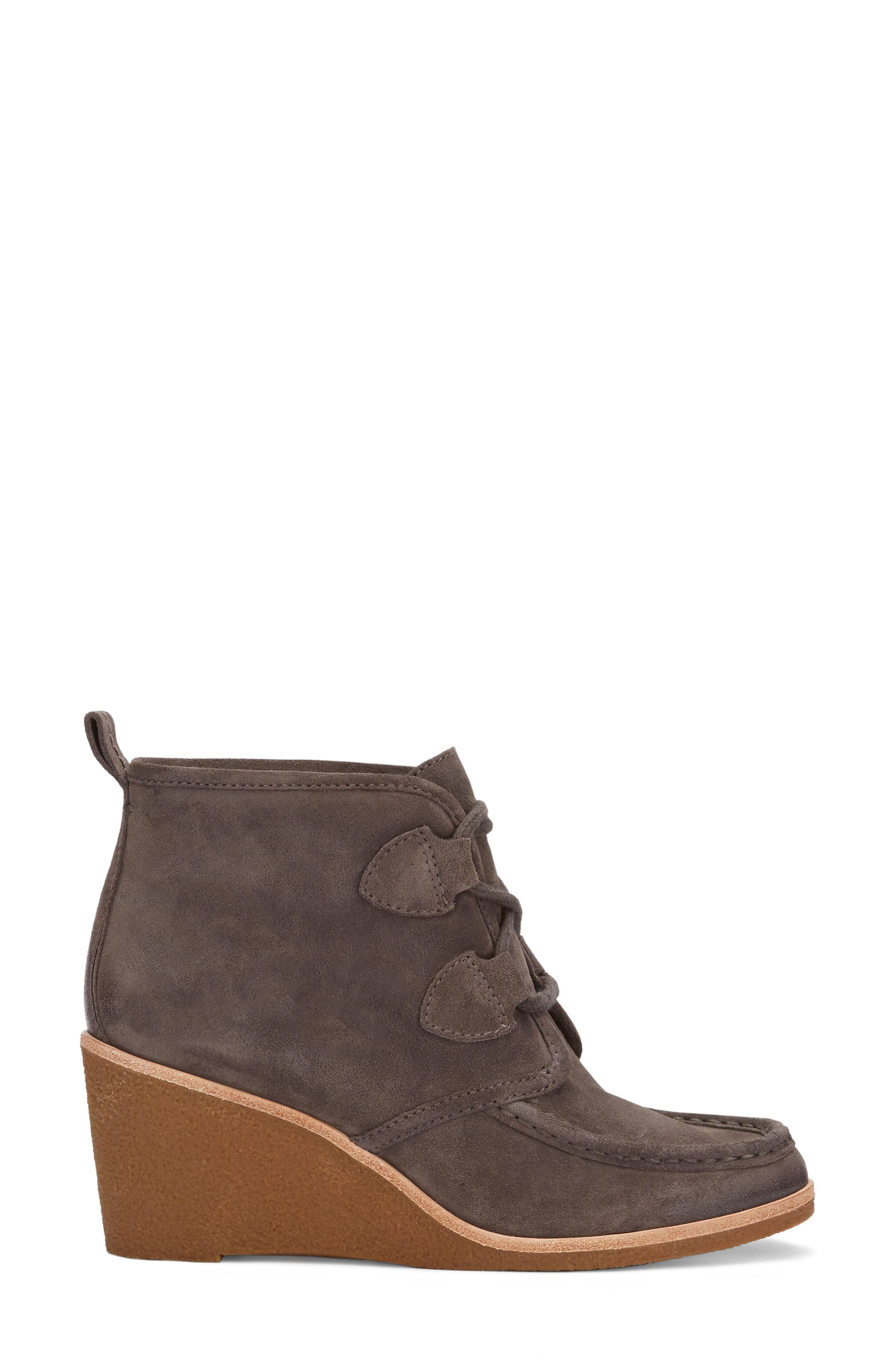Rosa Wedge Bootie,                             Alternate thumbnail 6, color,