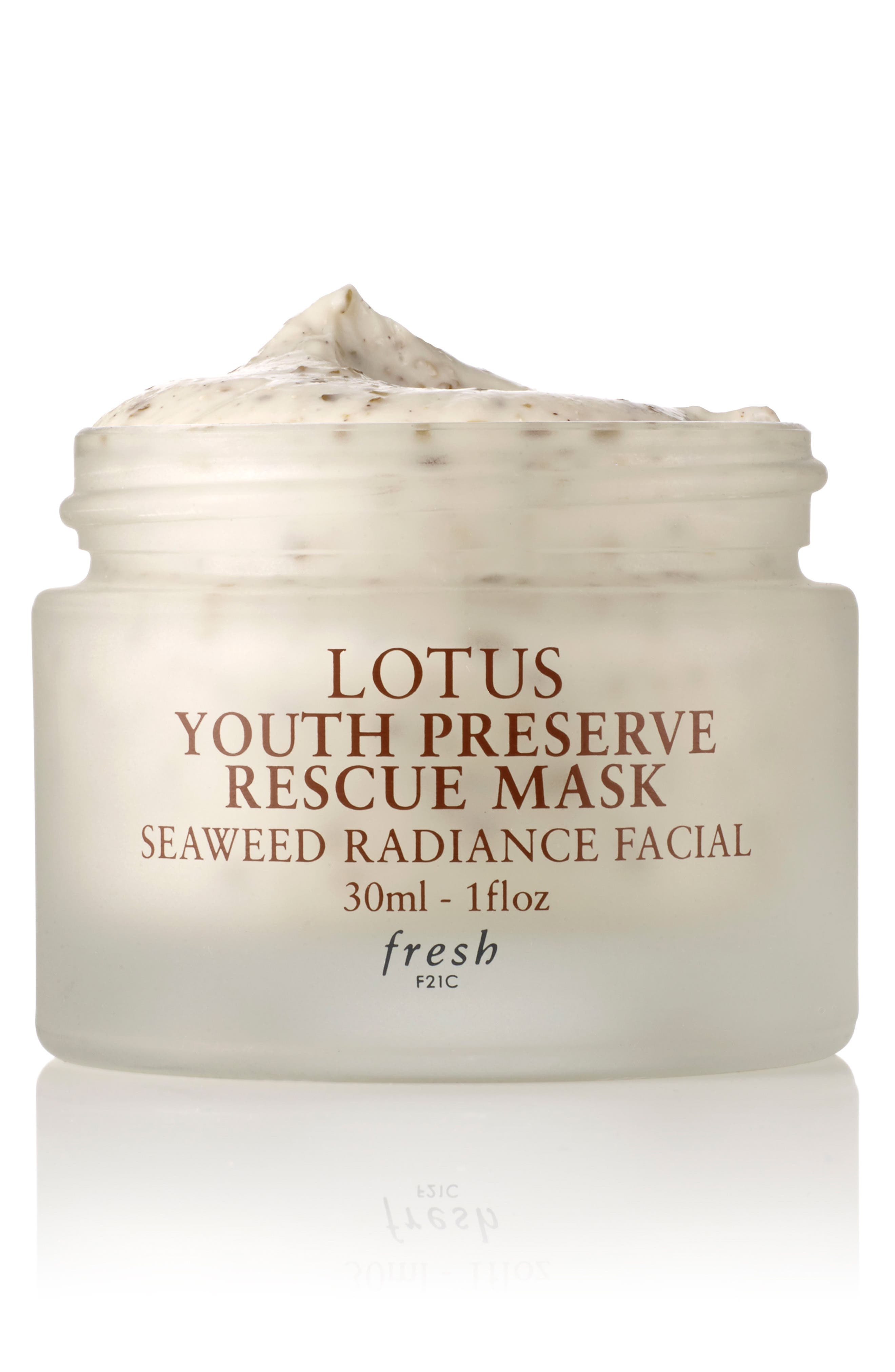 Lotus Youth Preserve Rescue Mask,                         Main,                         color, NO COLOR