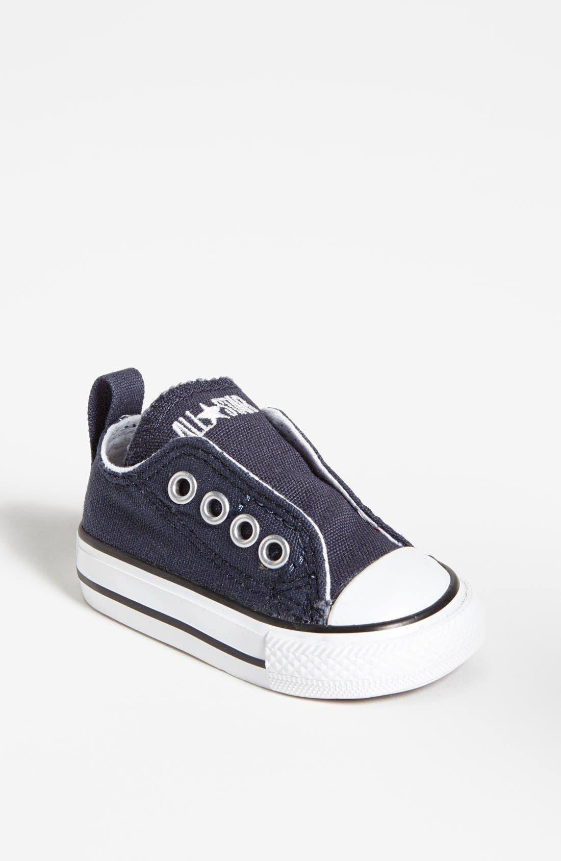 Infant Converse Chuck Taylor All Star Simple SlipOn Size 3 M  Blue