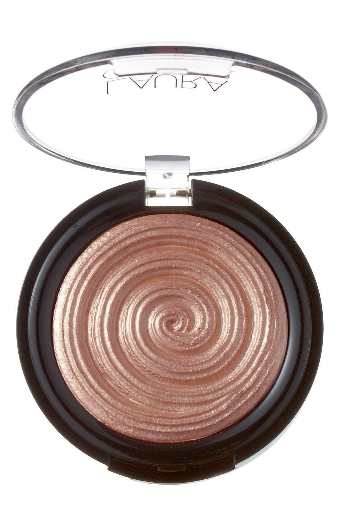 Baked Gelato Swirl Illuminator,                         Main,                         color, BALLERINA