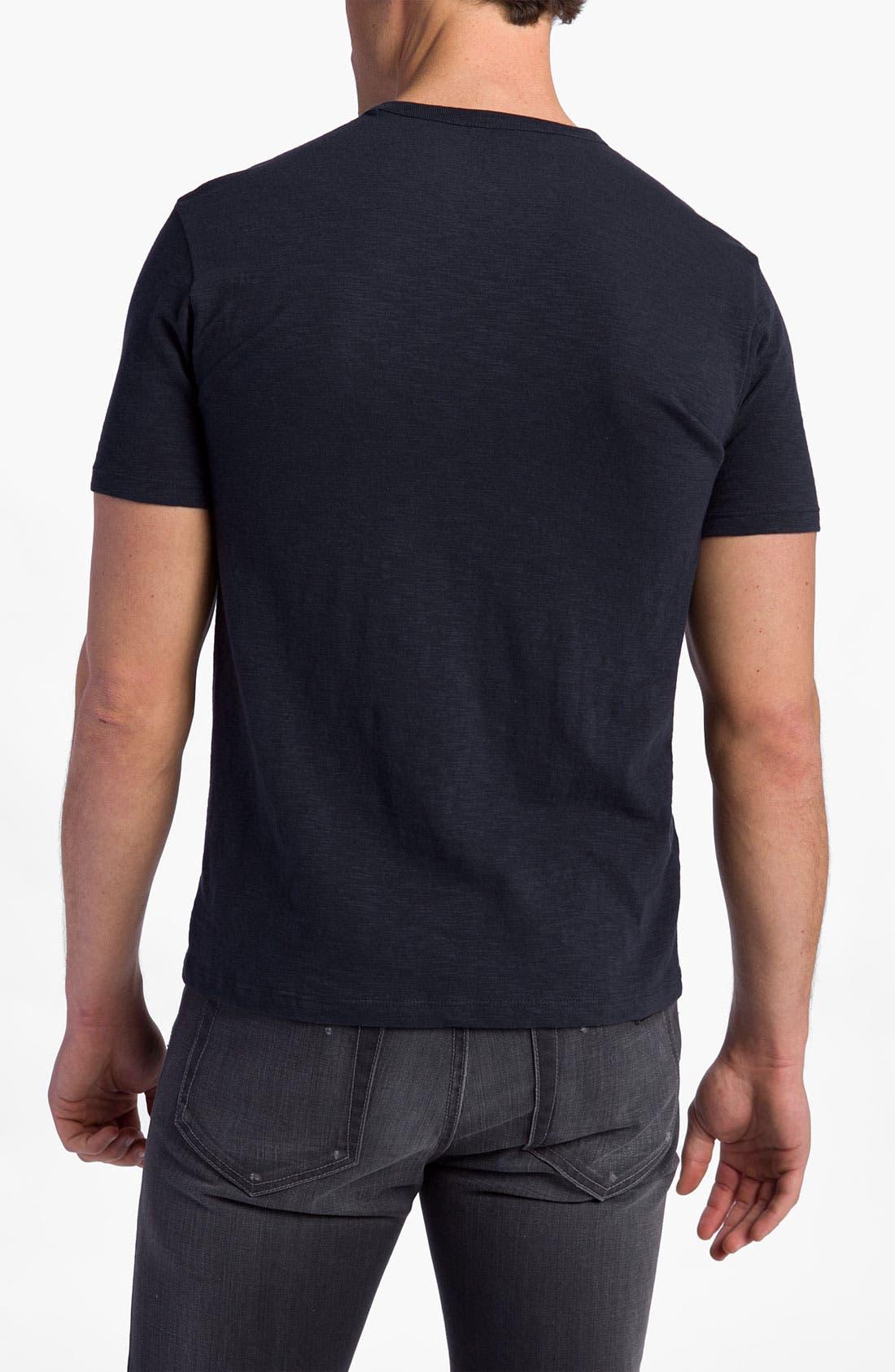 'Chicago Cubs' Regular Fit Crewneck T-Shirt,                             Alternate thumbnail 63, color,