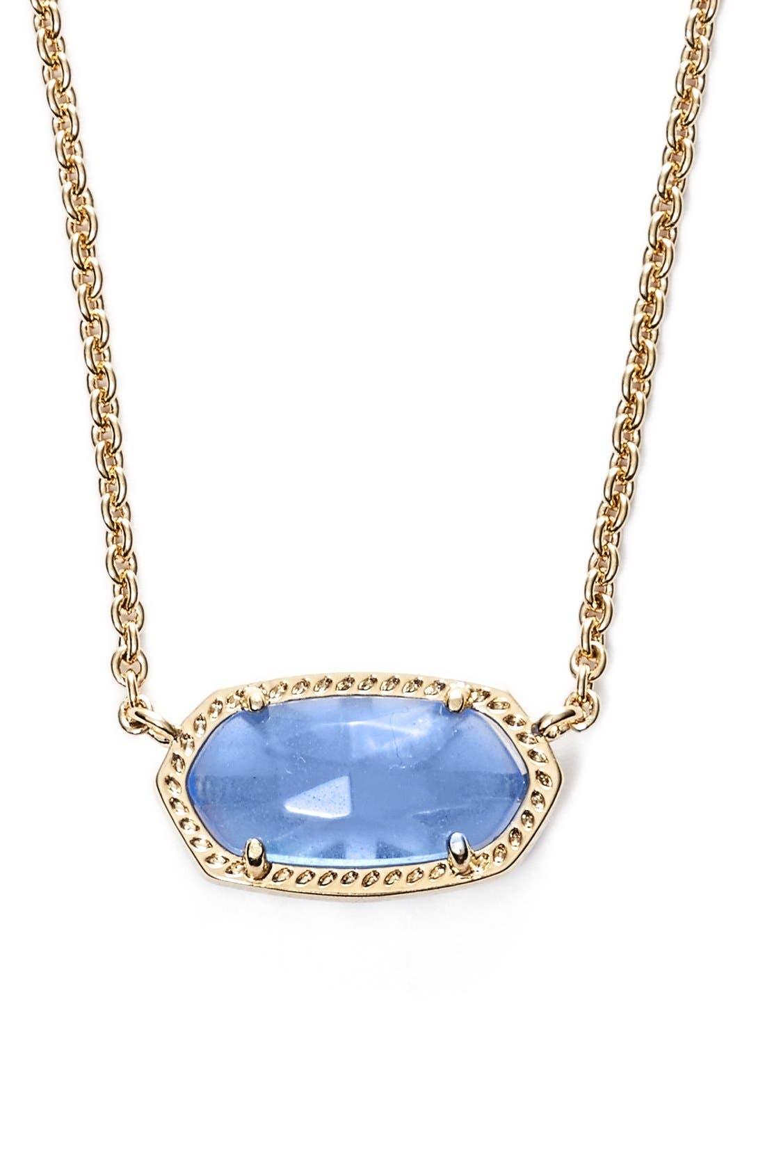 'Elisa' Pendant Necklace,                             Main thumbnail 60, color,