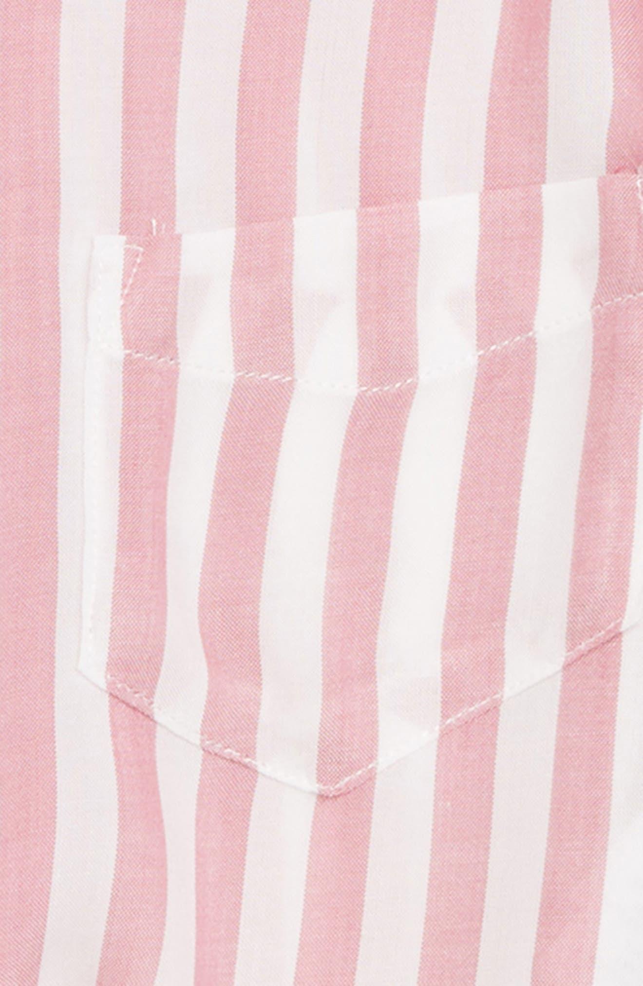 Valerie Tie Front Shirt,                             Alternate thumbnail 2, color,                             658