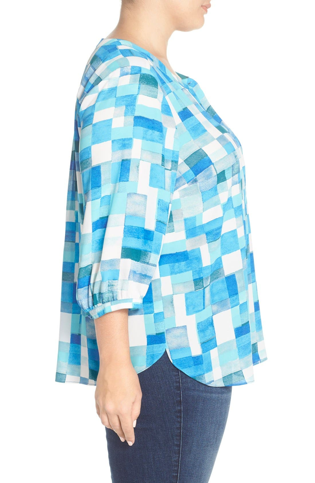 Henley Top,                             Alternate thumbnail 228, color,