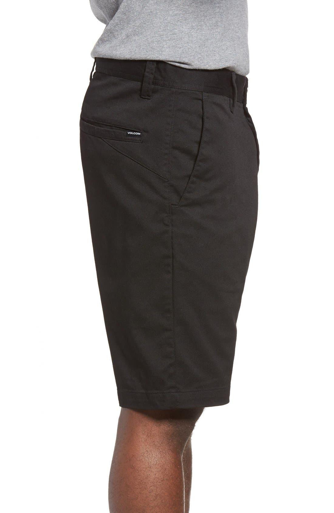 'Modern' Stretch Chino Shorts,                             Alternate thumbnail 35, color,