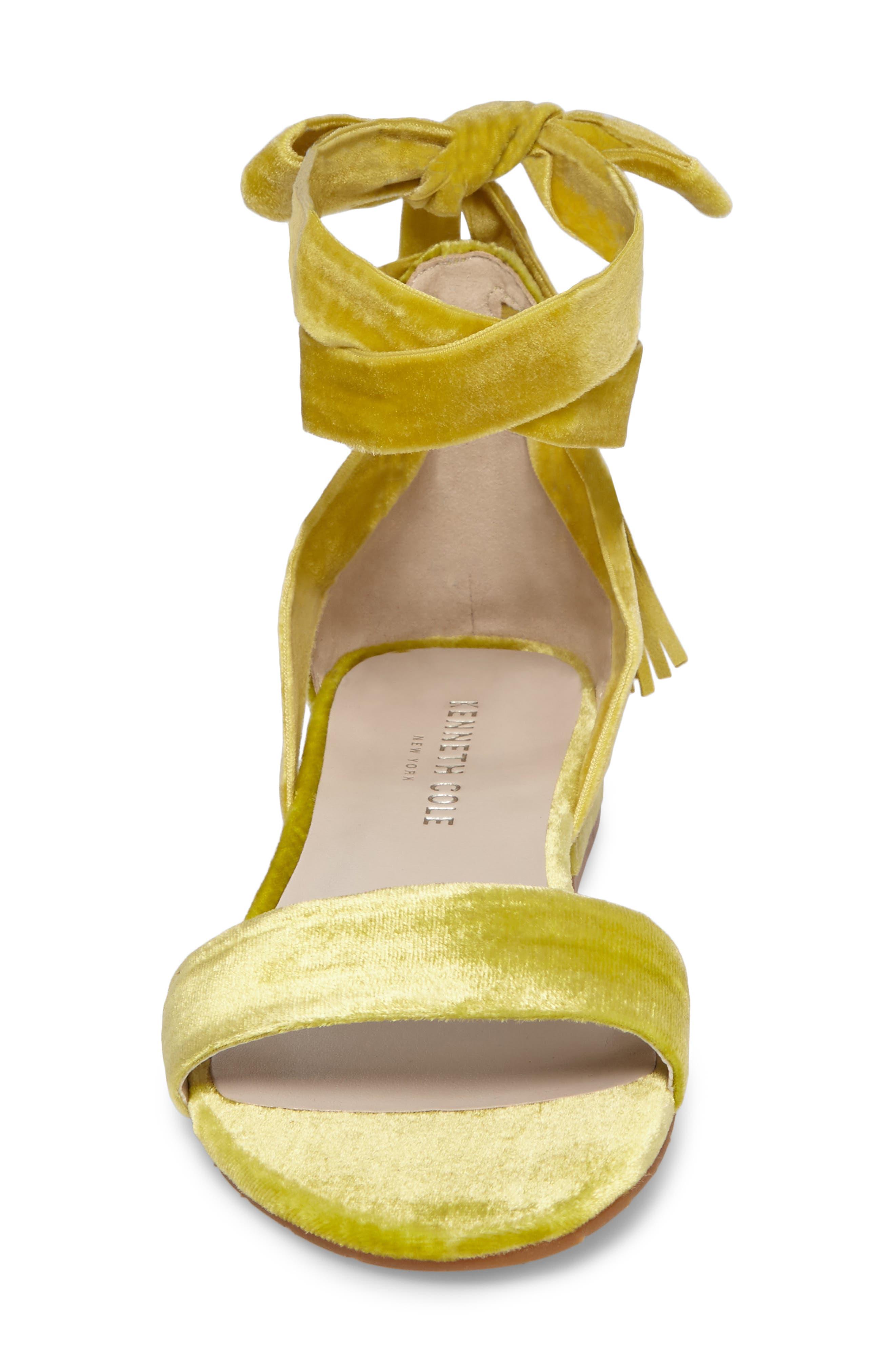 Valen Tassel Lace-Up Sandal,                             Alternate thumbnail 49, color,