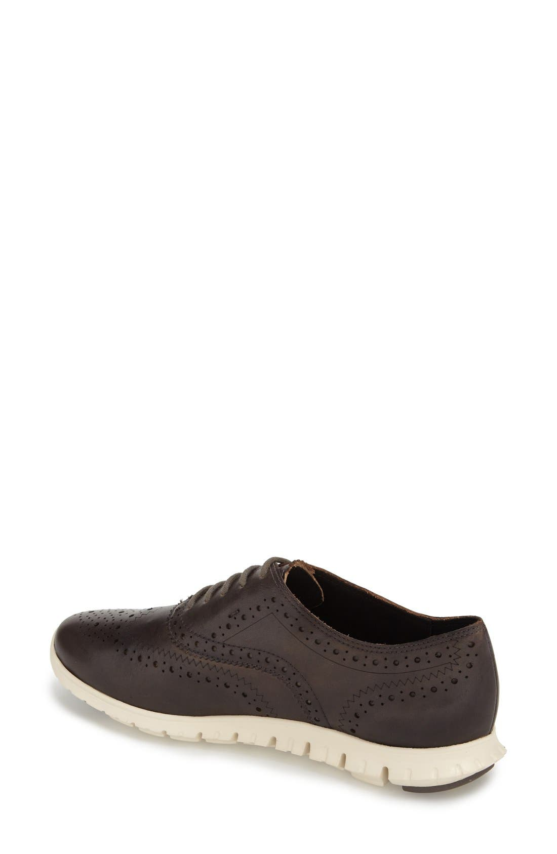 'ZeroGrand' Perforated Wingtip,                             Alternate thumbnail 41, color,