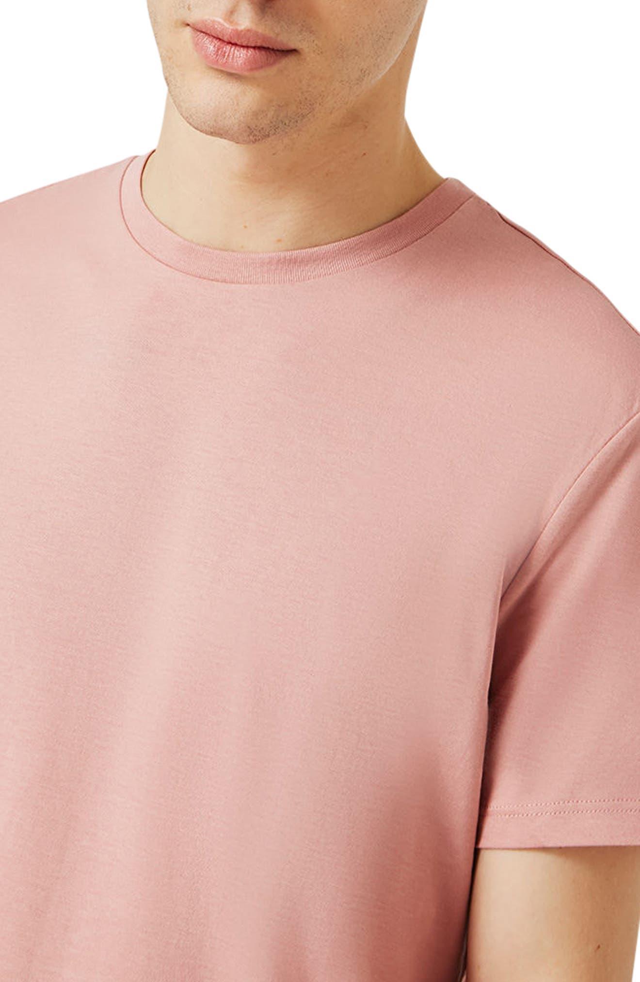 Slim Fit Crewneck T-Shirt,                             Alternate thumbnail 278, color,