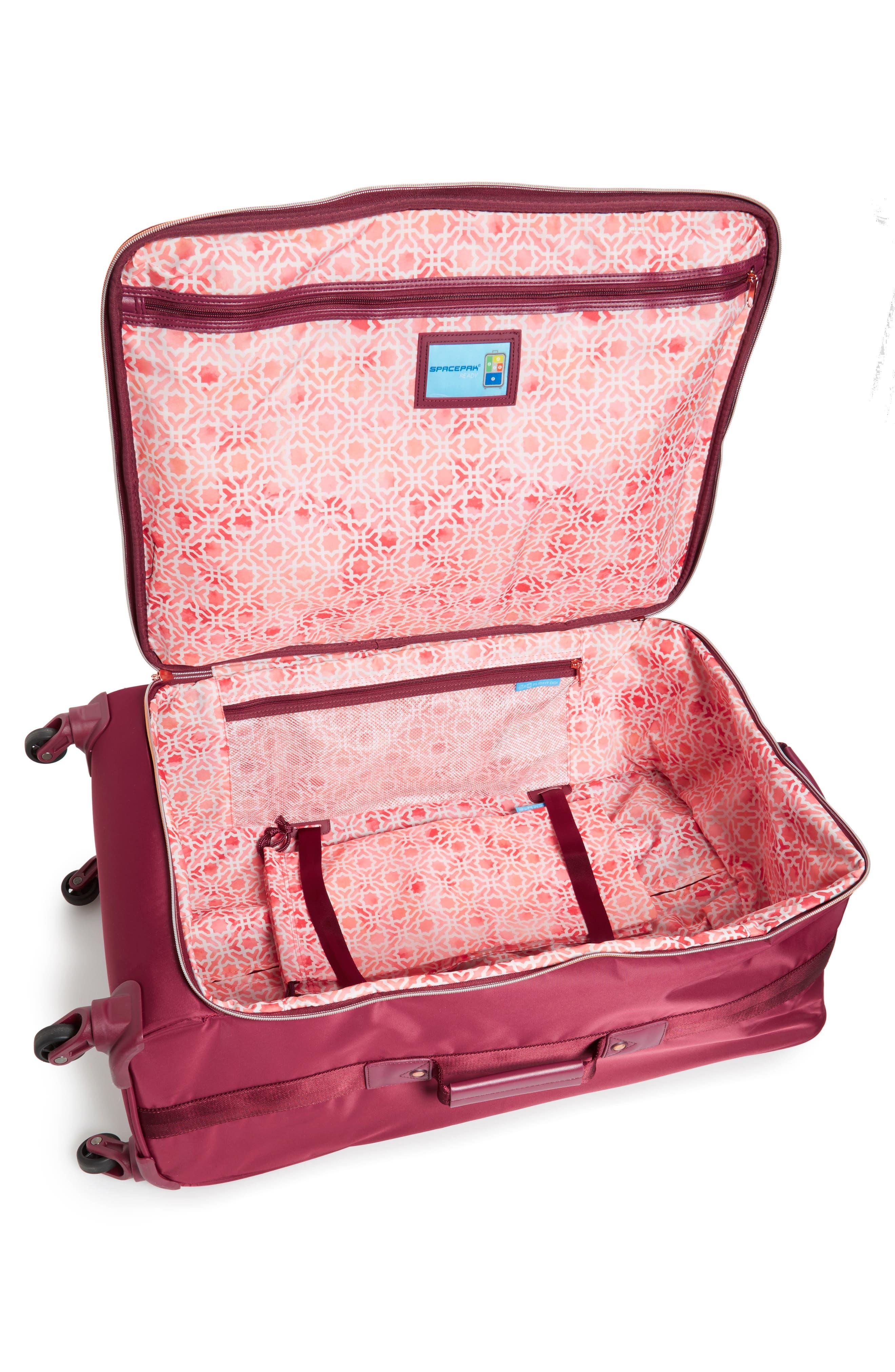 Avionette 26-Inch Rolling Suitcase,                             Alternate thumbnail 2, color,                             930