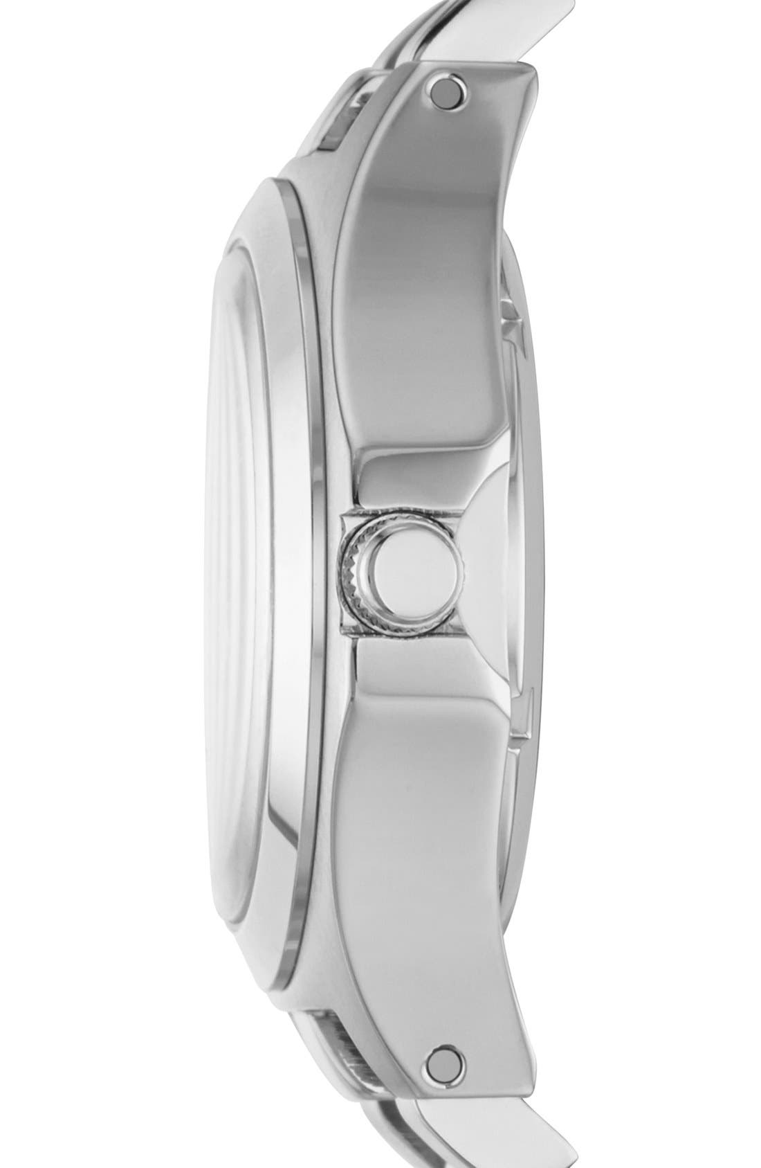 'Henry Skeleton' Bracelet Watch, 34mm,                             Alternate thumbnail 3, color,                             040
