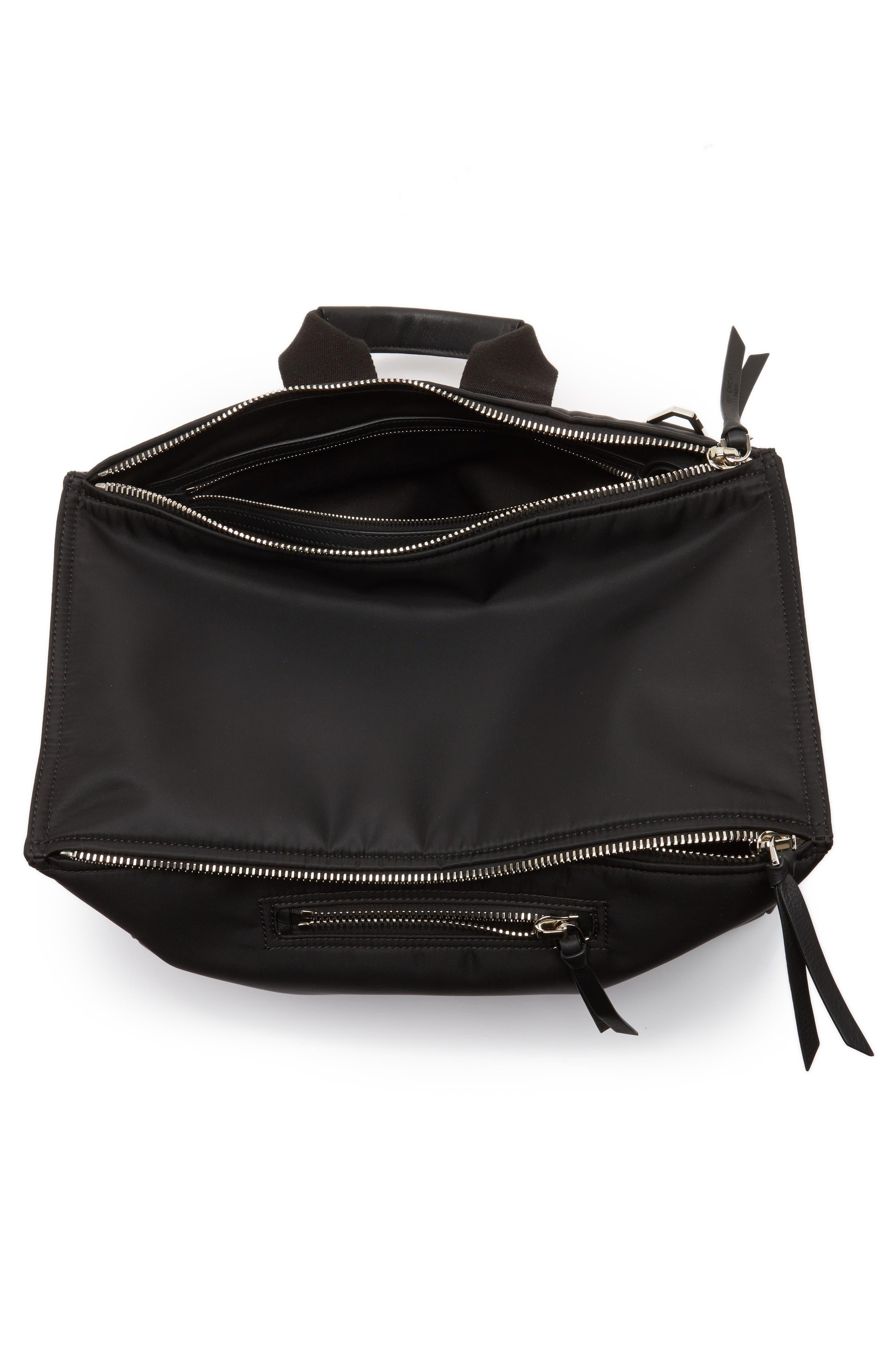 Paris Pandora Shoulder Bag,                             Alternate thumbnail 4, color,                             004