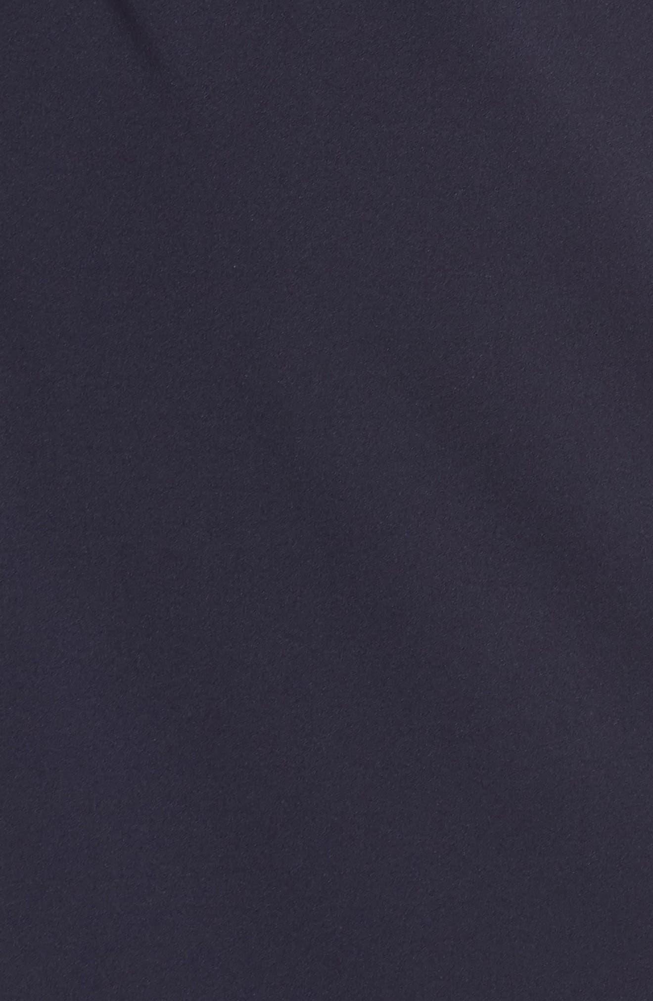 One-Shoulder Sheath Dress,                             Alternate thumbnail 5, color,