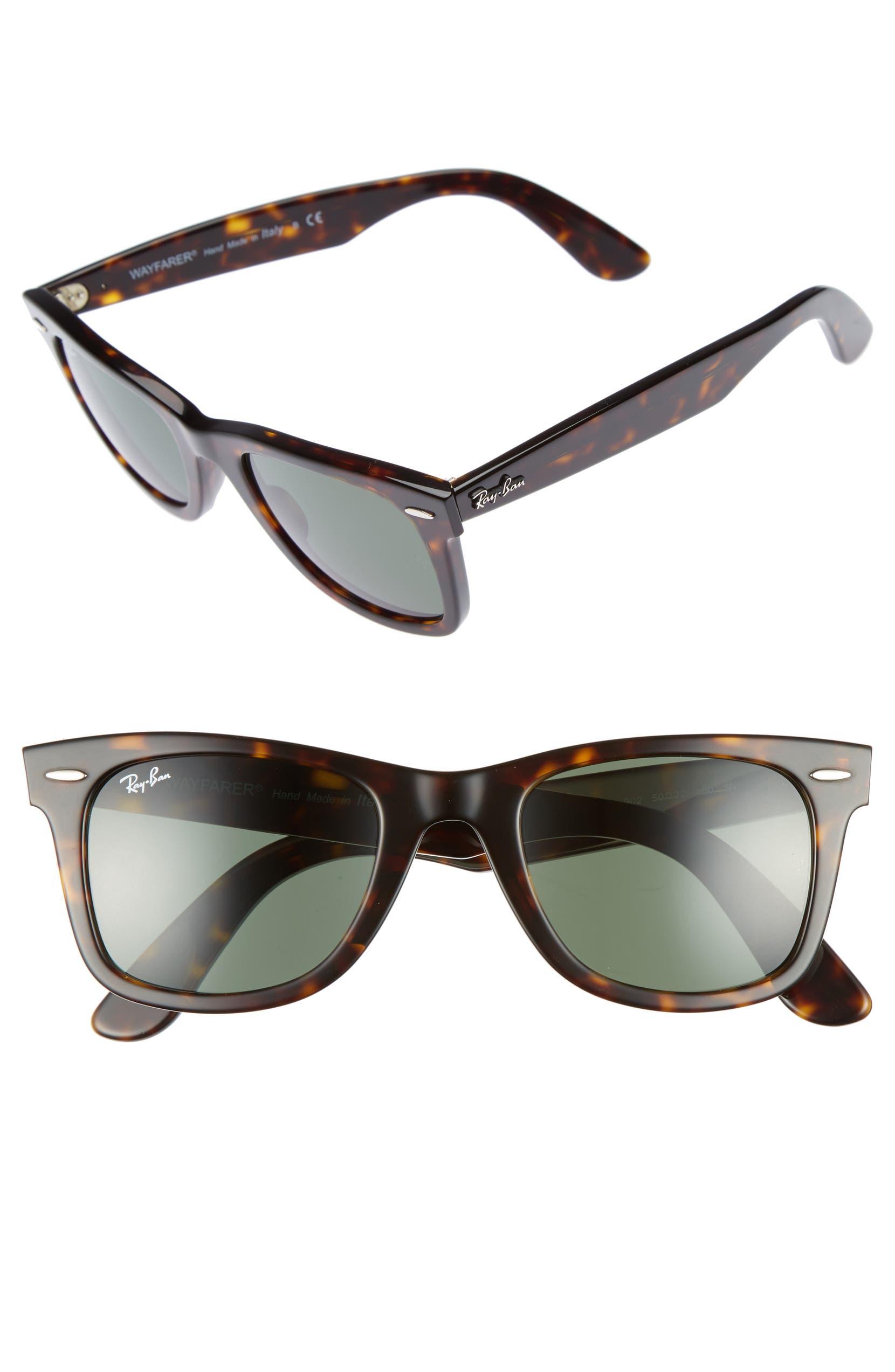 8639a82c0e6 Ray-Ban  Classic Wayfarer  50mm Sunglasses