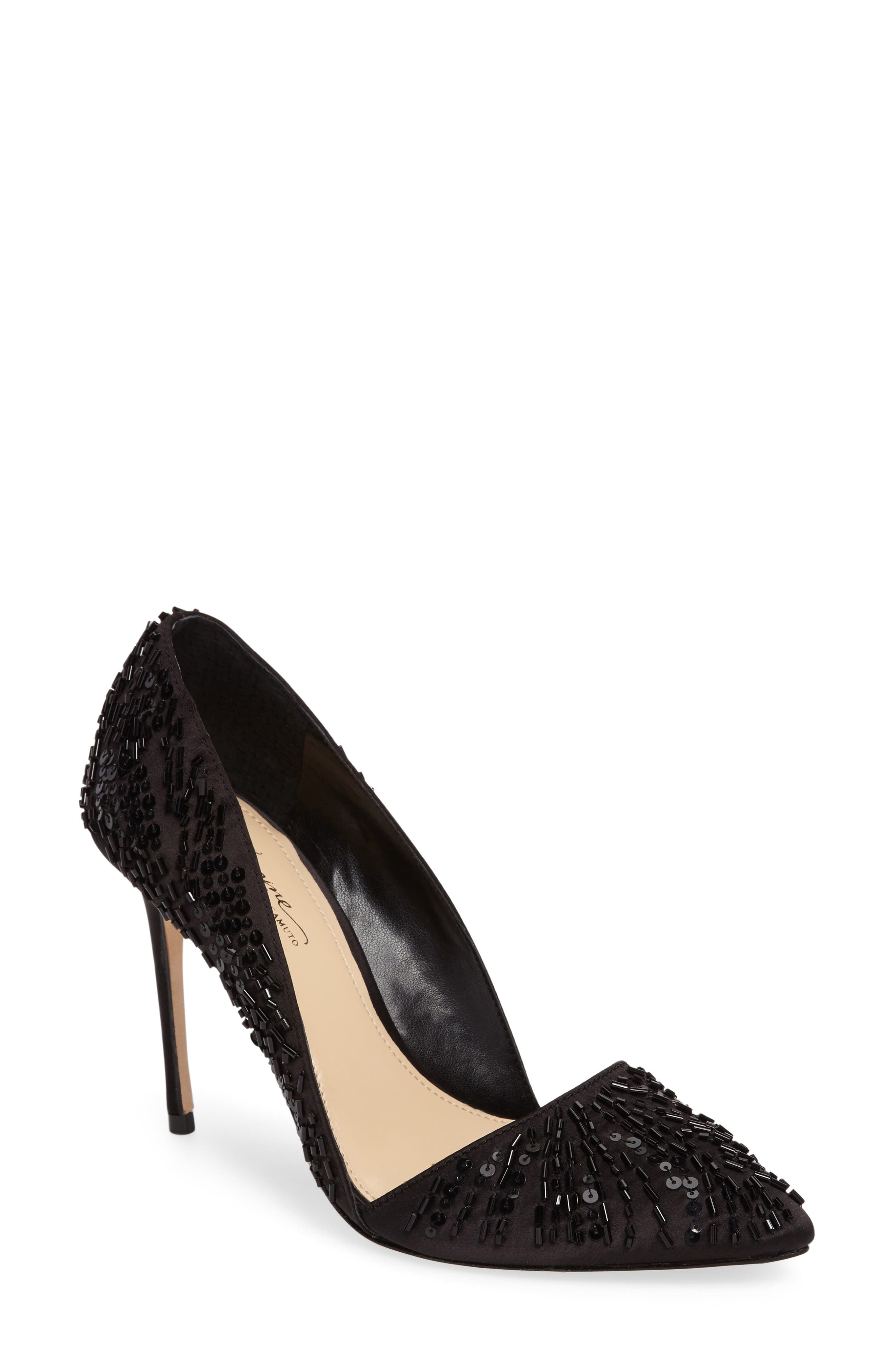 Ova d'Orsay Pump,                         Main,                         color, 001