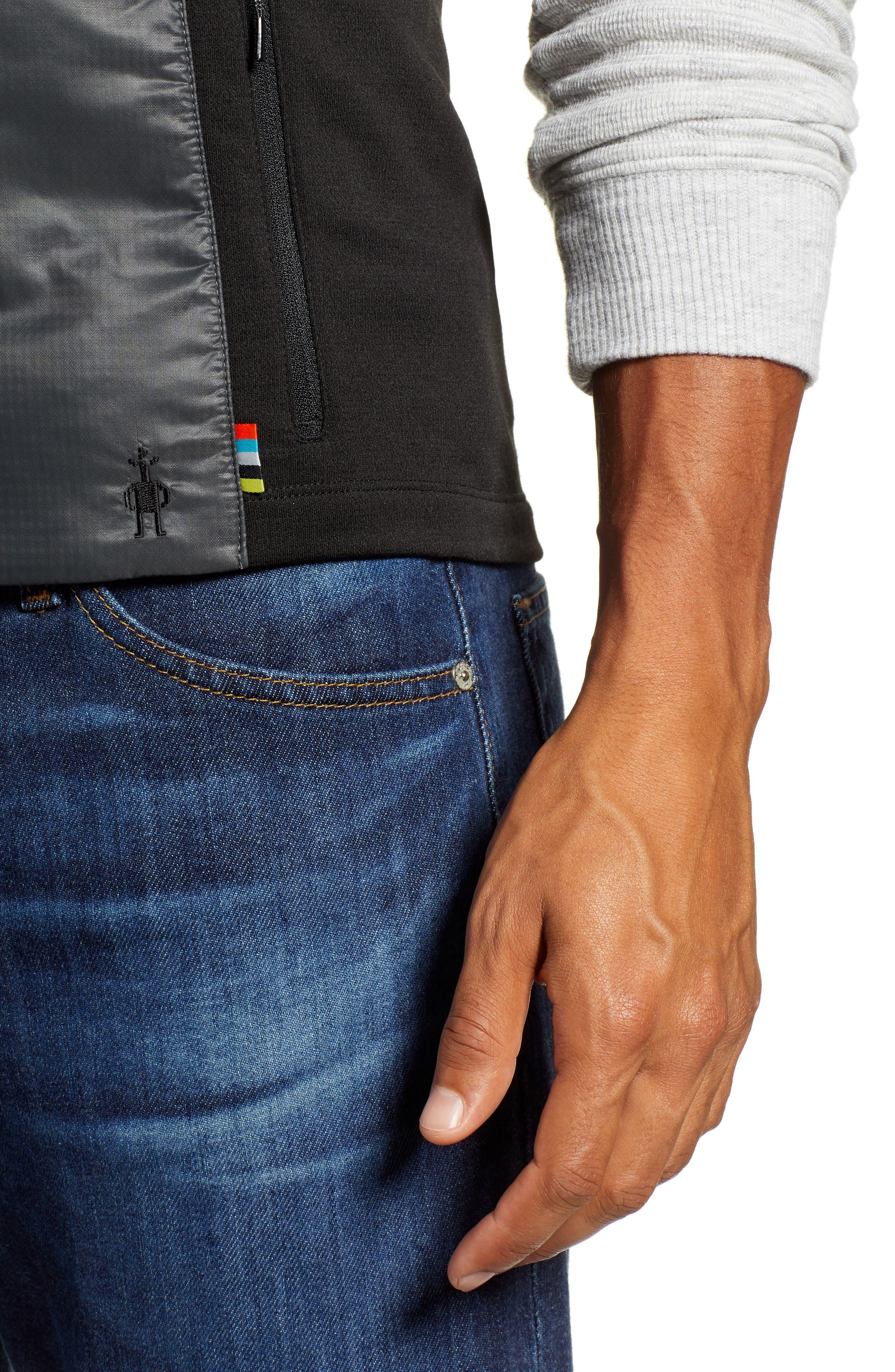 SmartLoft 60 Vest,                             Alternate thumbnail 4, color,                             GRAPHITE