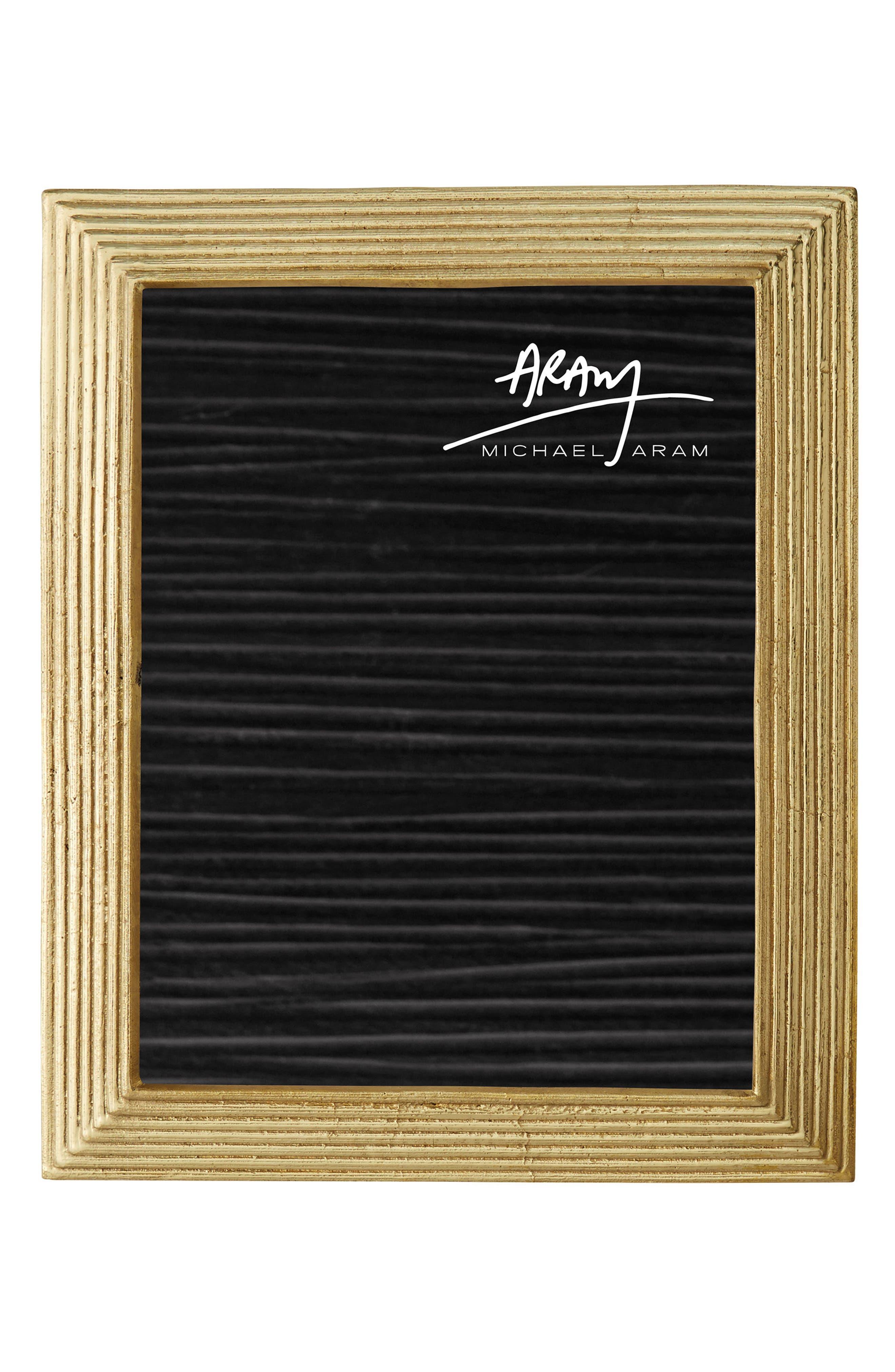 MICHAEL ARAM Wheat Picture Frame, Main, color, 710