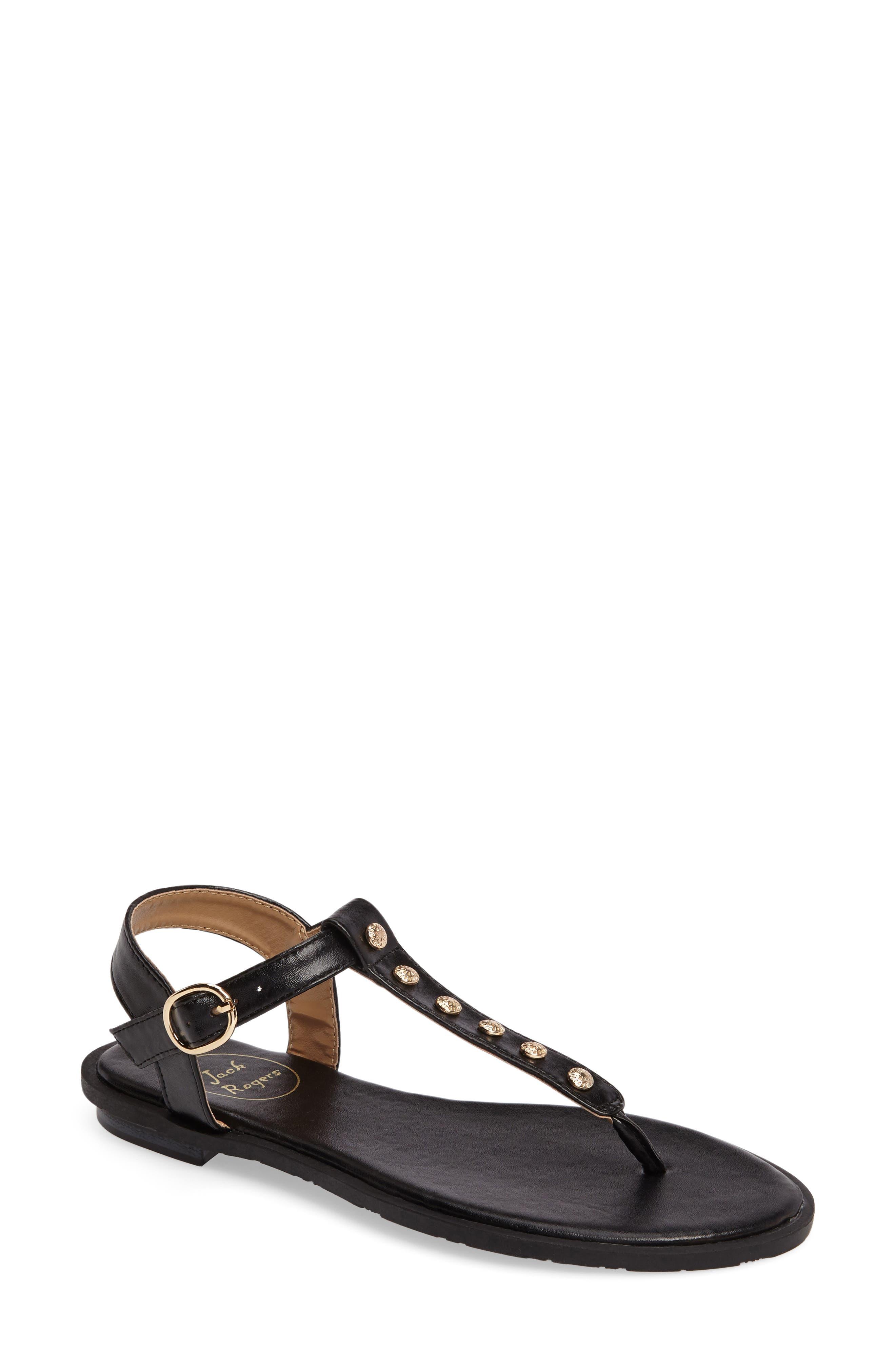 Kamri T-Strap Sandal,                             Main thumbnail 1, color,