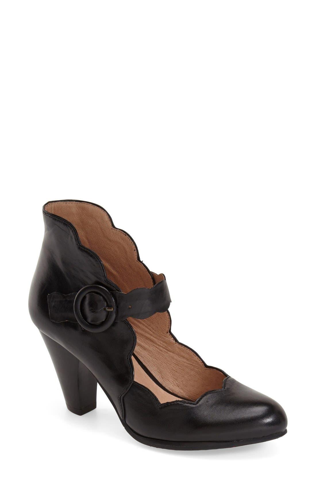 Footwear 'Carissa' Mary Jane Pump,                             Main thumbnail 1, color,                             001