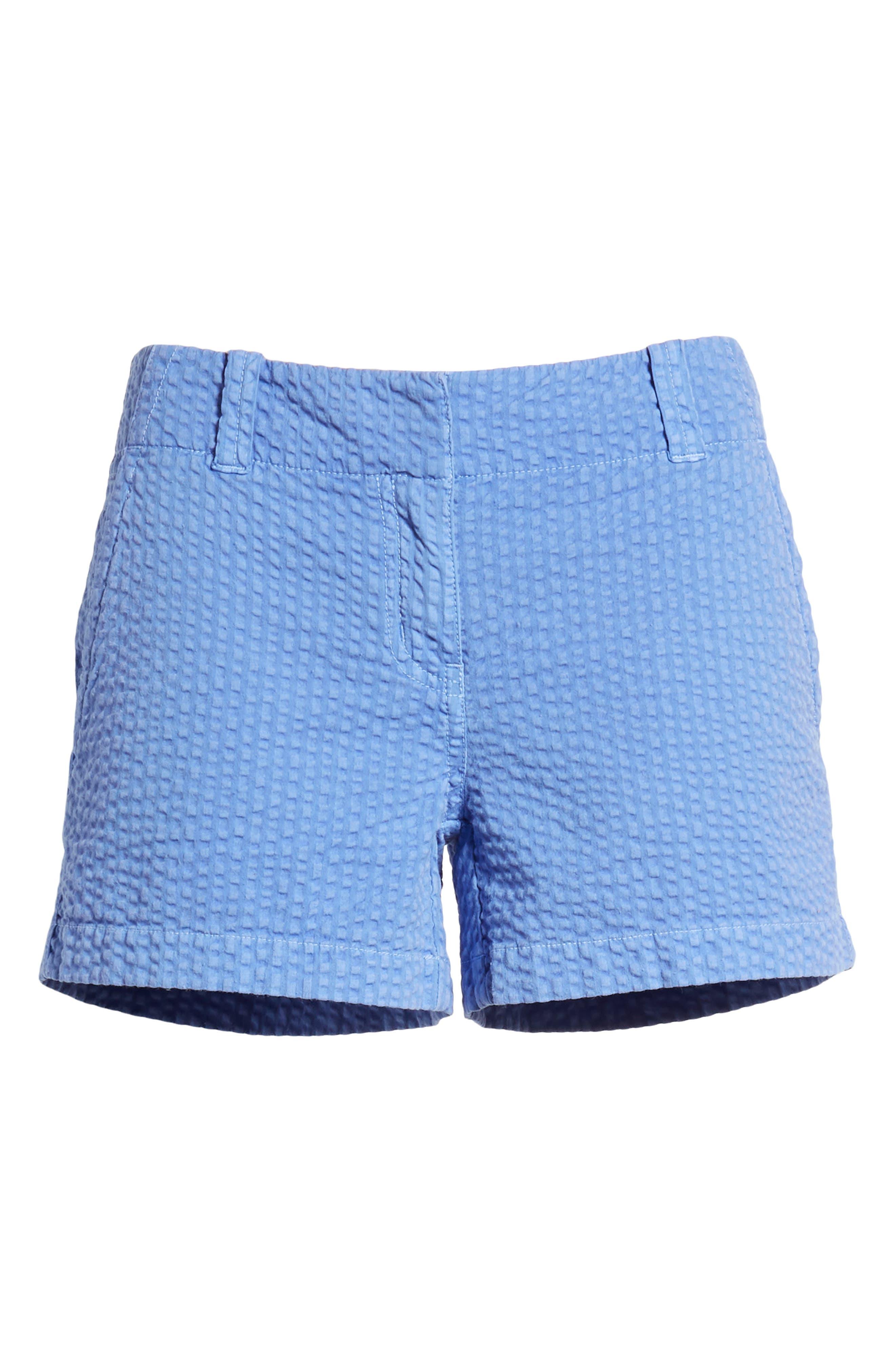 Everyday Seersucker Shorts,                             Alternate thumbnail 6, color,                             411