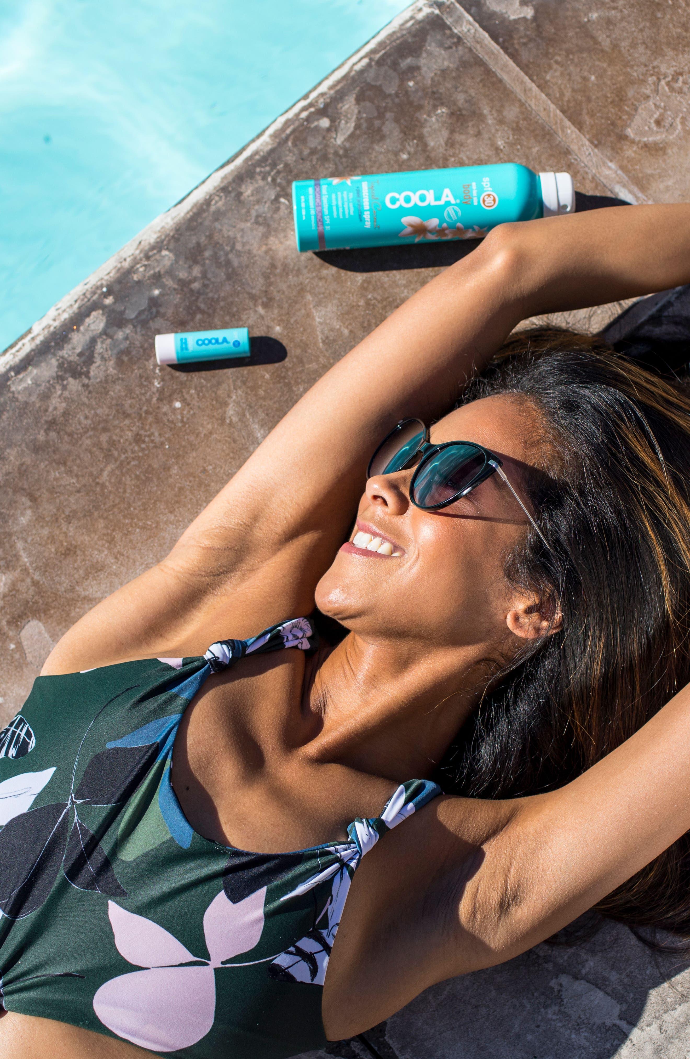 COOLA<sup>®</sup> Suncare Liplux Sport Lip Treatment SPF 30,                             Alternate thumbnail 5, color,                             NO COLOR