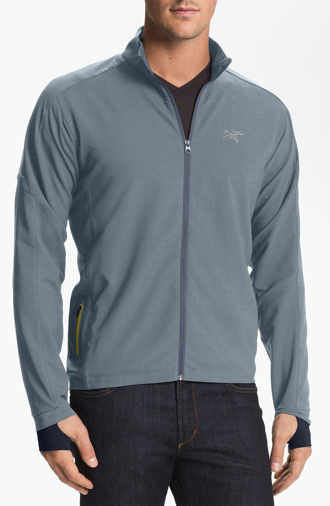 'Accelero' Jacket, Main, color, 020