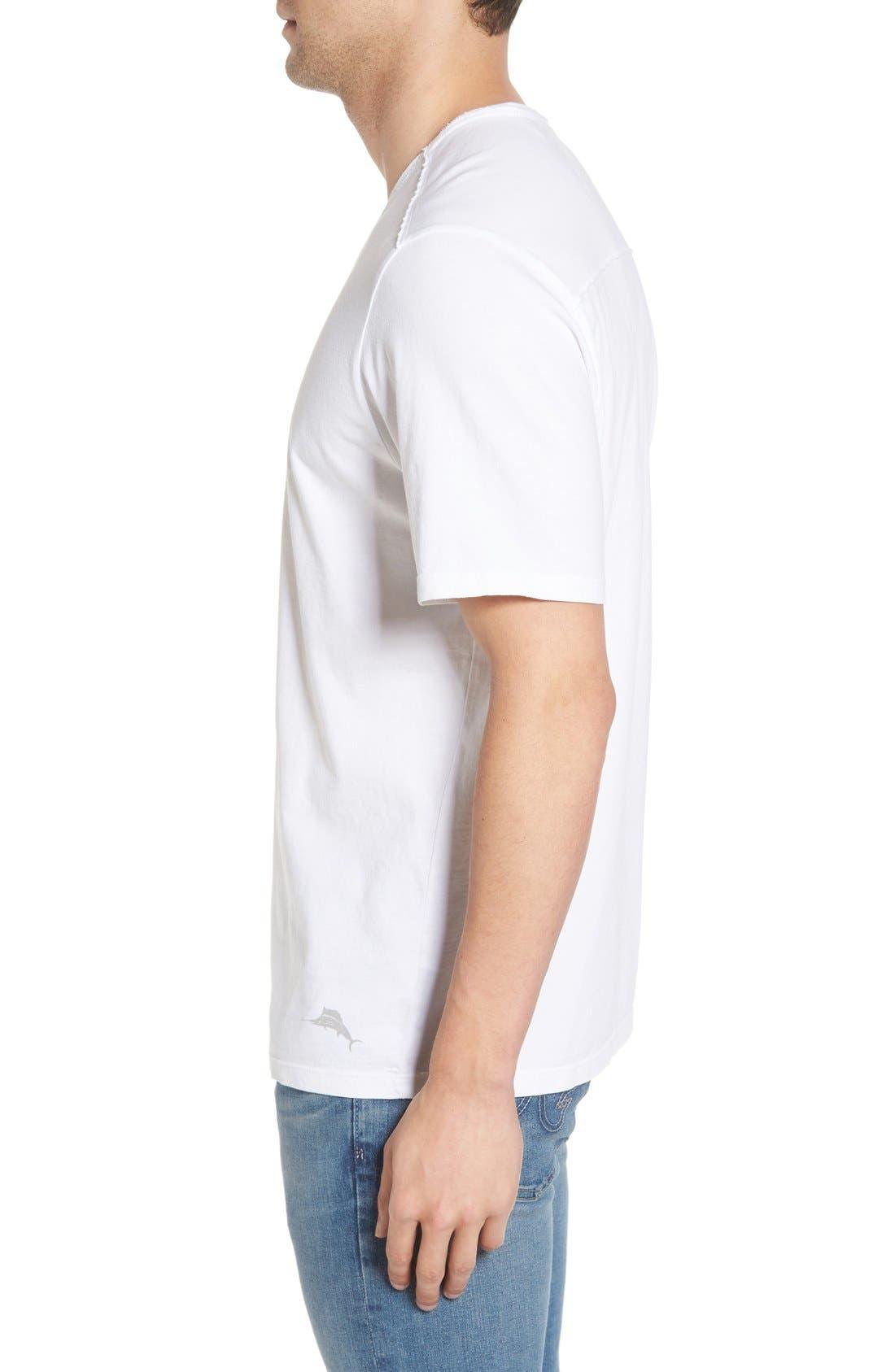 'Kahuna' V-Neck T-Shirt,                             Alternate thumbnail 27, color,