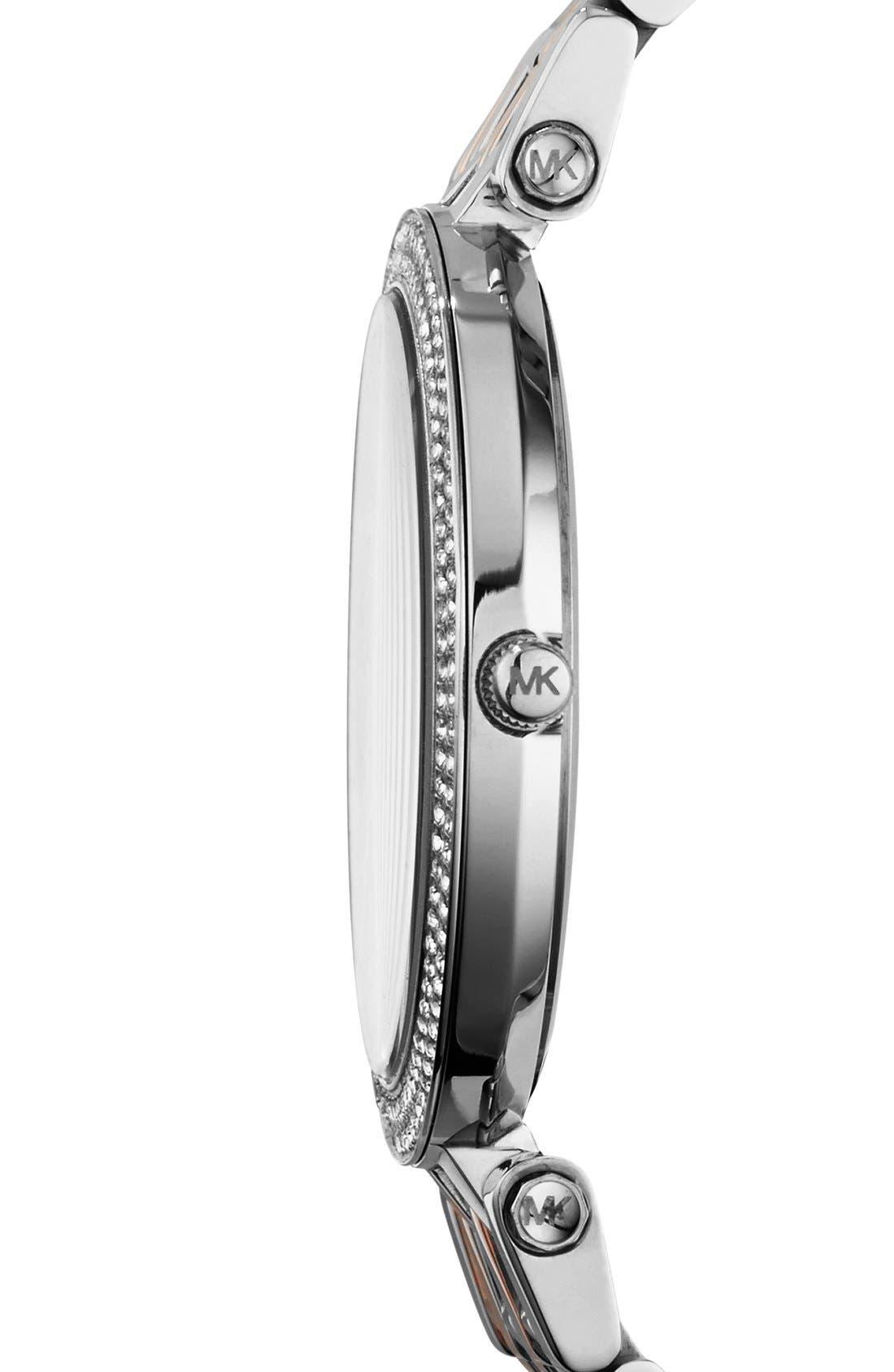 'Darci' Round Bracelet Watch, 39mm,                             Alternate thumbnail 27, color,
