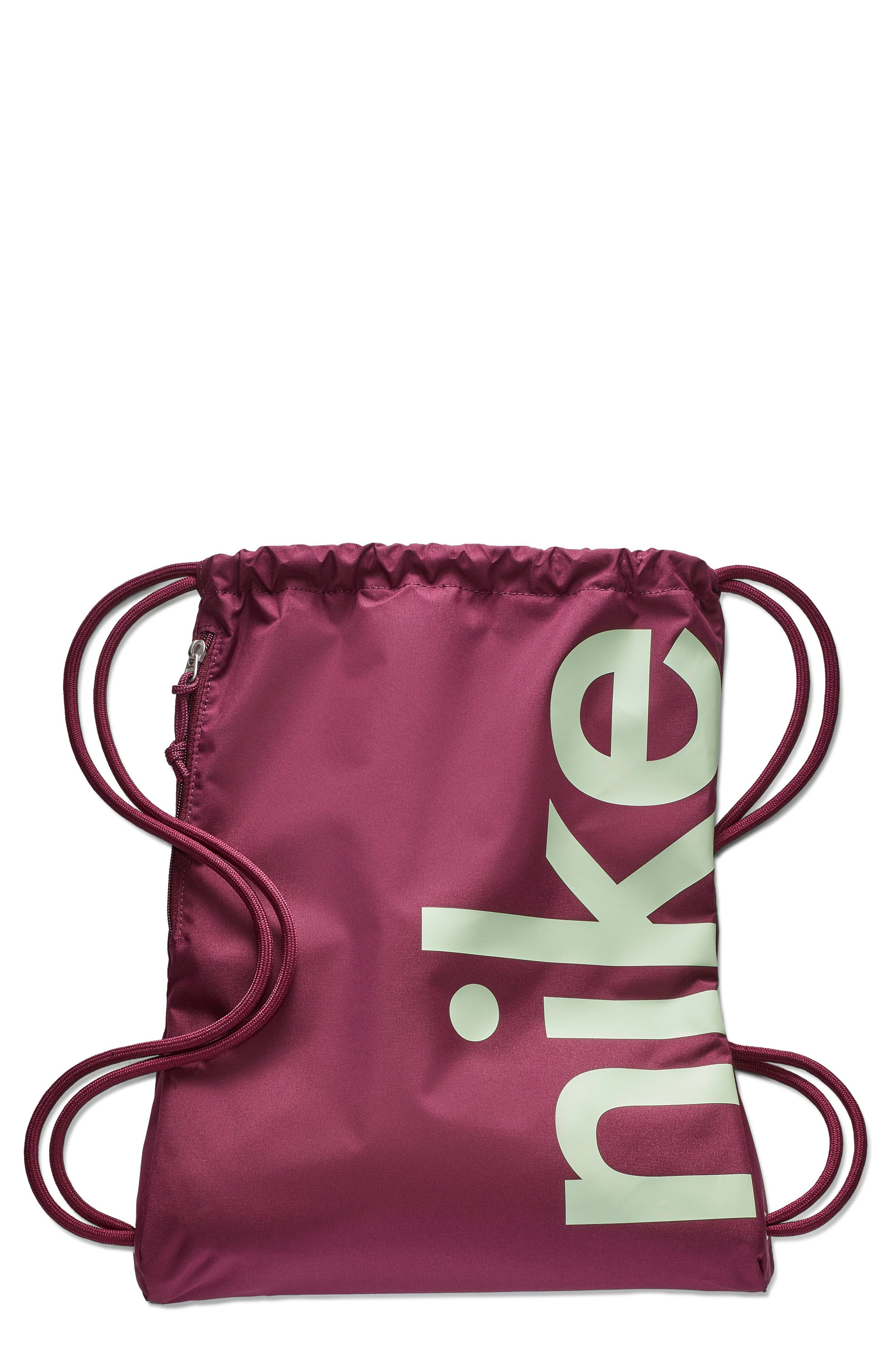 2b6109fca836 Nike Heritage Gymsack - Pink