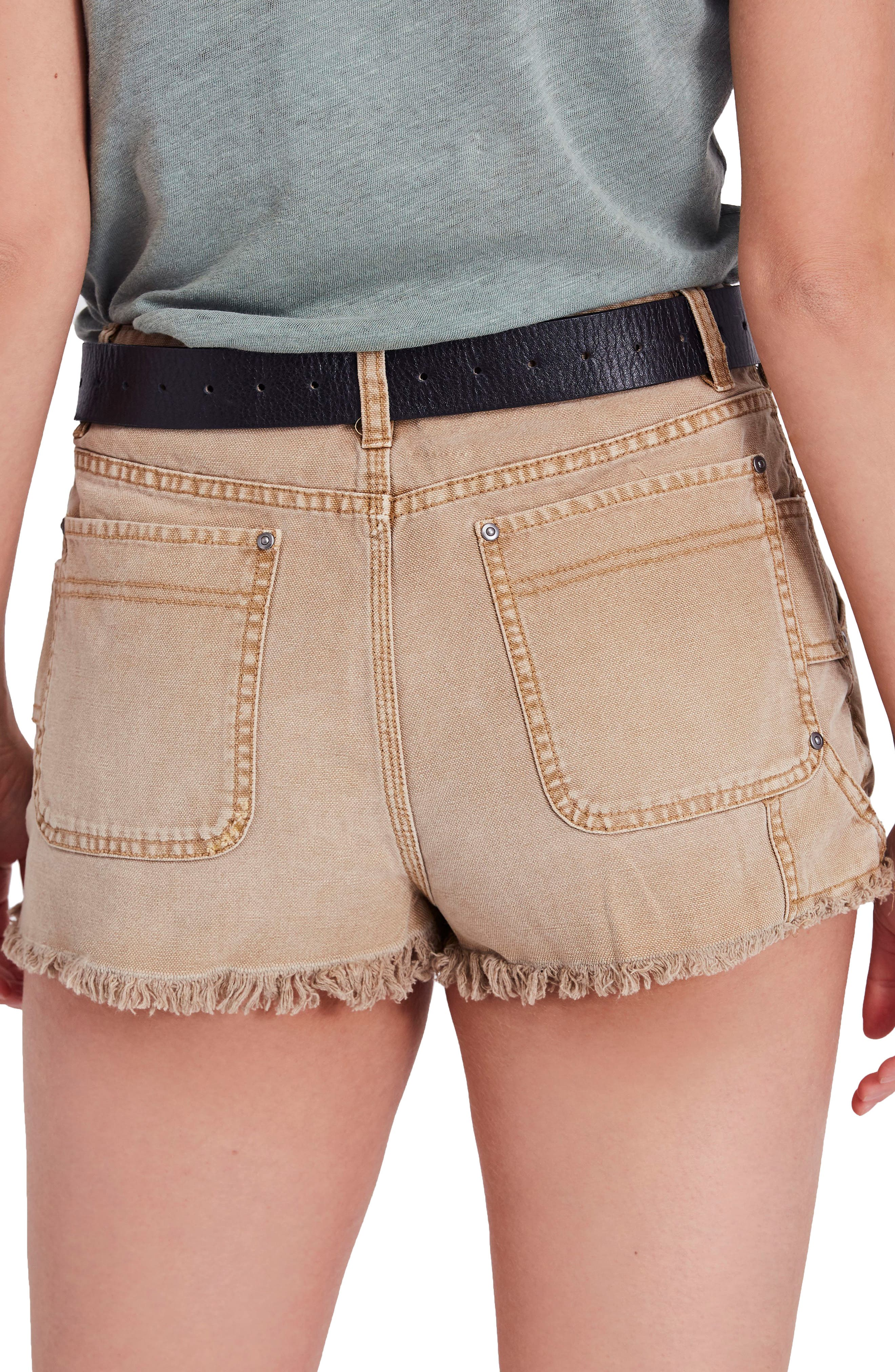 Get Far Out Cutoff Shorts,                             Alternate thumbnail 4, color,