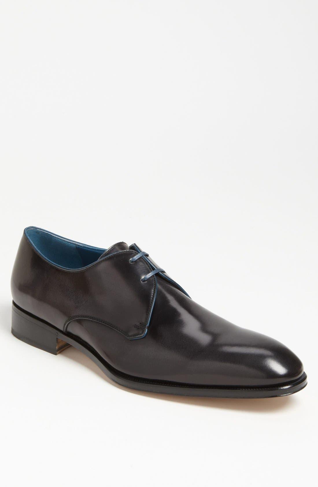 'Tucker' Plain Toe Derby,                         Main,                         color, 075