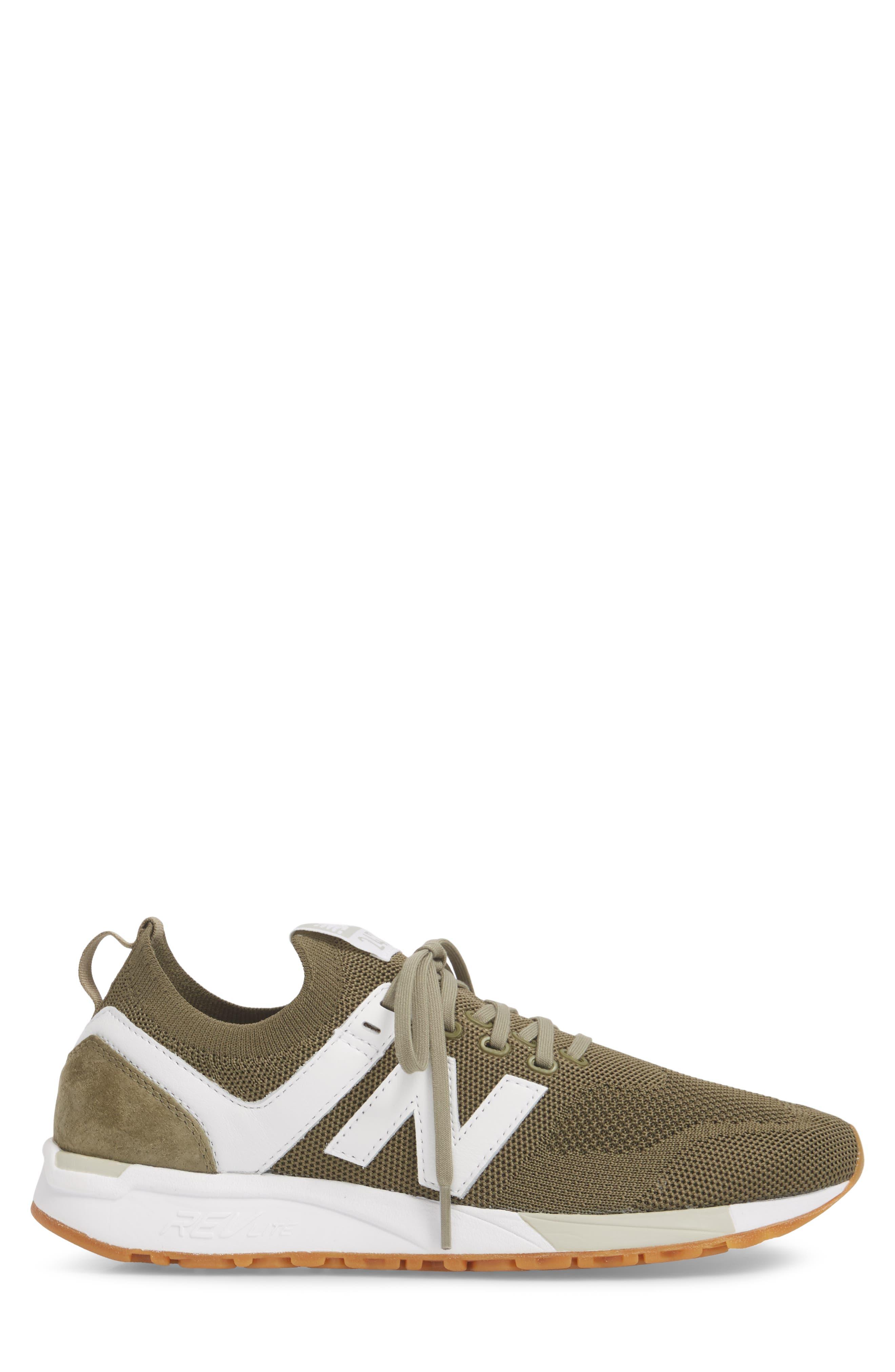 247 Decon Sneaker,                             Alternate thumbnail 3, color,                             COVERT GREEN