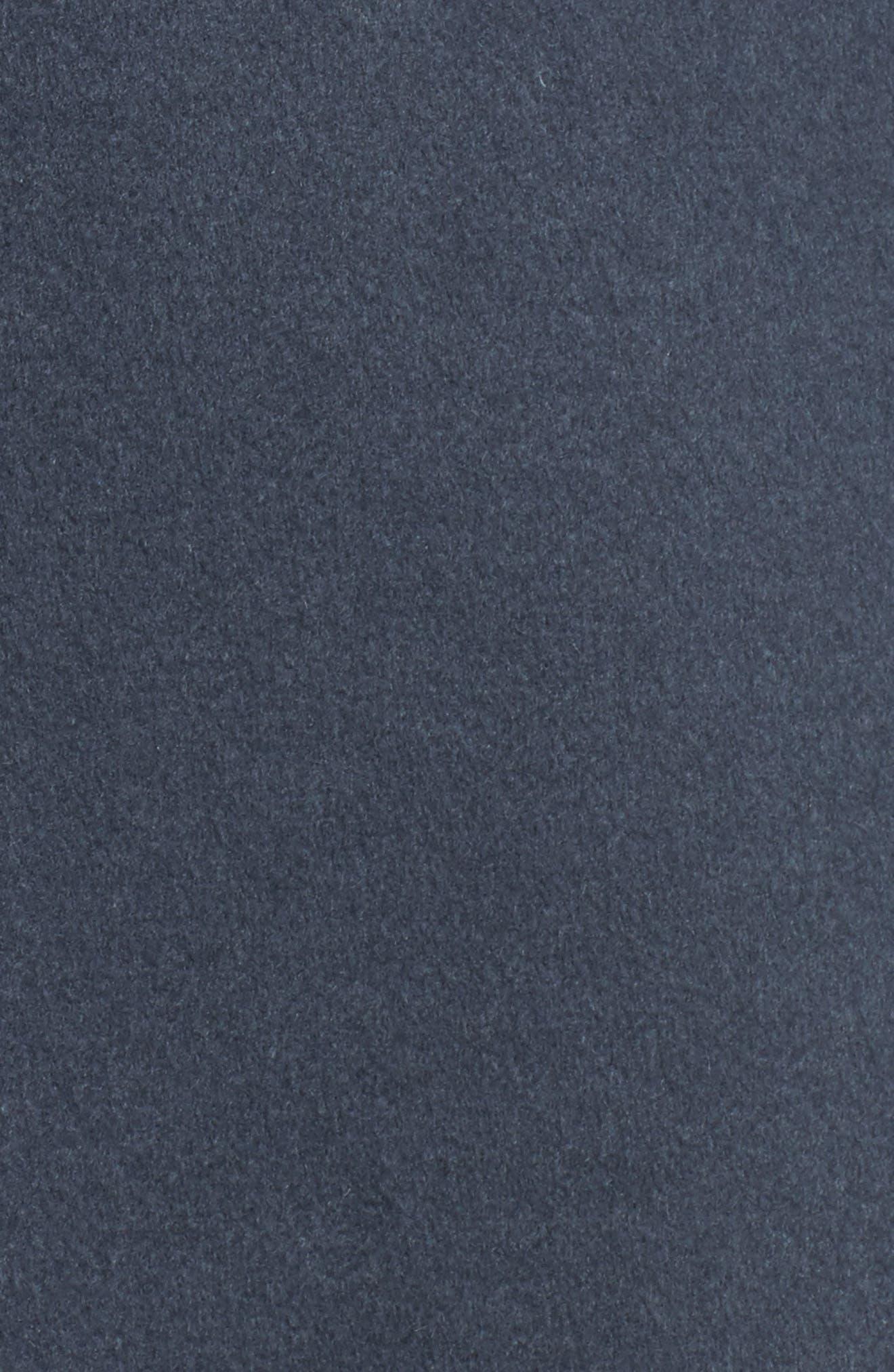 Ellie Double Face Wool Blend Wrap Coat,                             Alternate thumbnail 17, color,