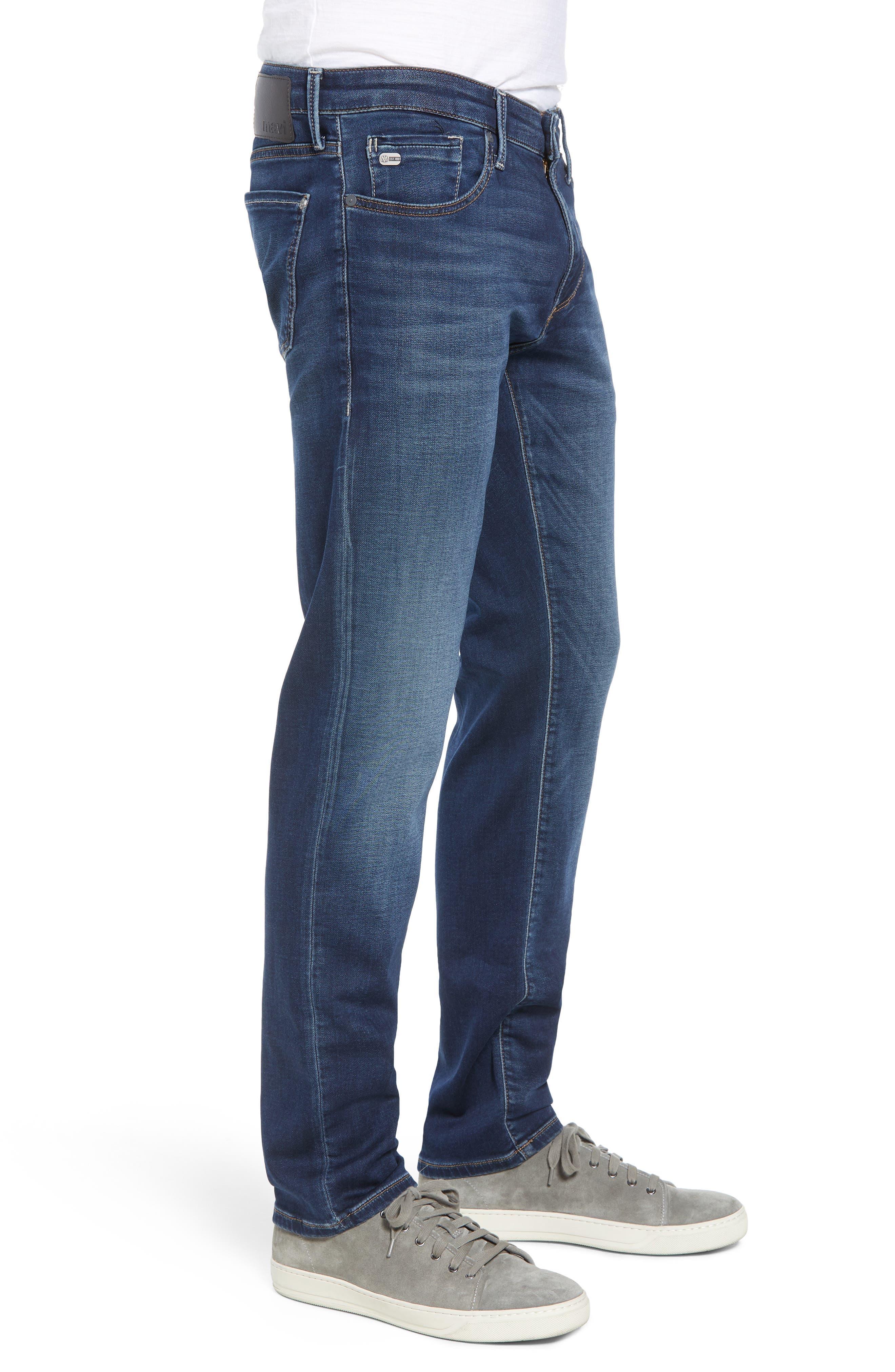 Jake Slim Fit Jeans,                             Alternate thumbnail 3, color,                             DARK SPORTY