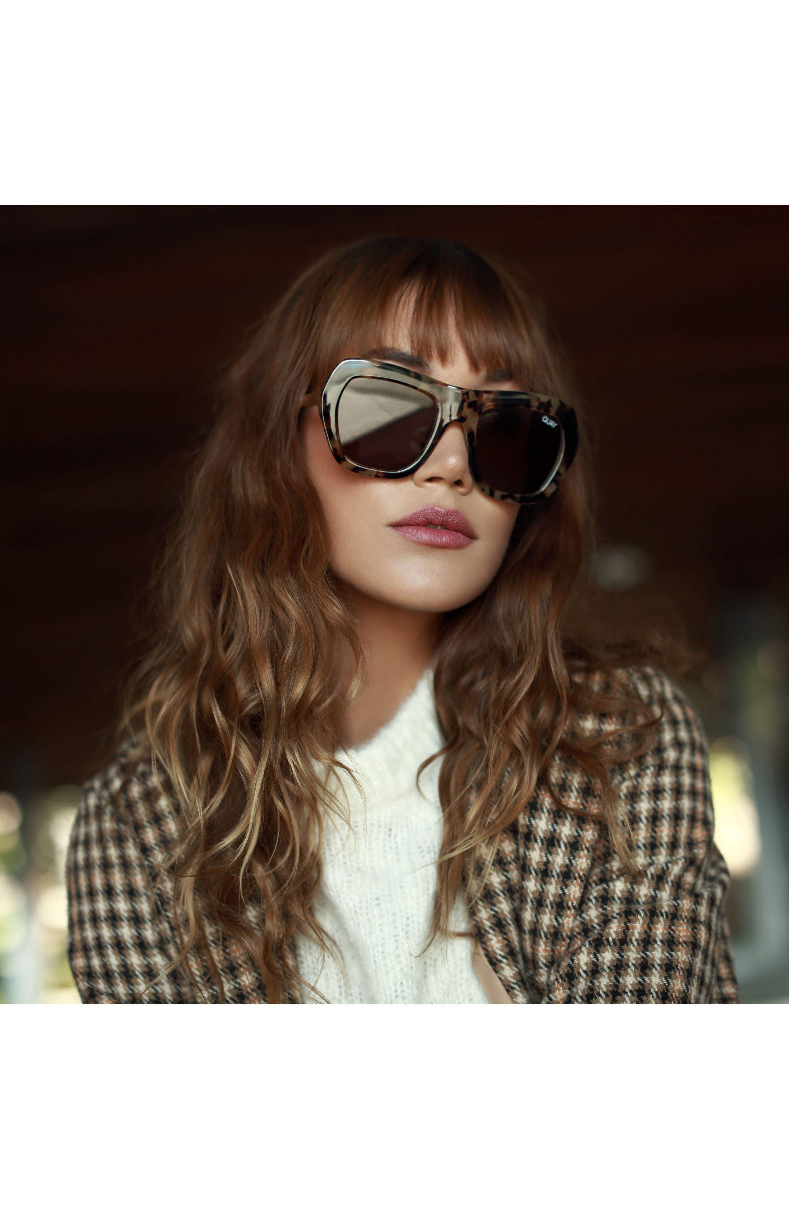 Common Love 53mm Square Sunglasses,                             Alternate thumbnail 13, color,