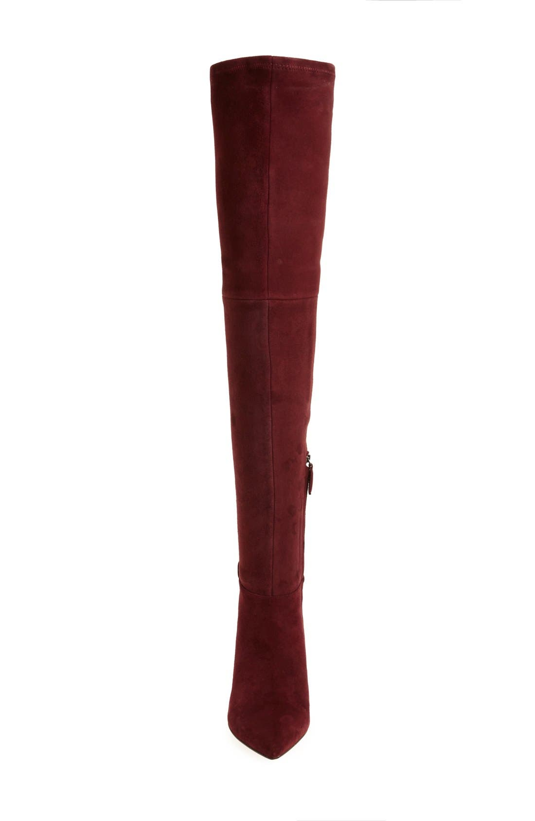 'Caterina' Over the Knee Boot,                             Alternate thumbnail 15, color,