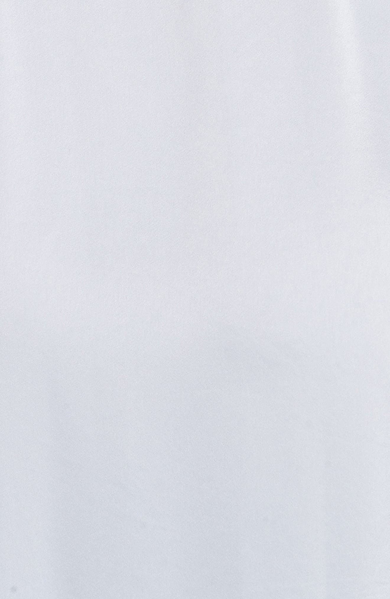 Diane von Furstenberg Wrap Gown,                             Alternate thumbnail 5, color,                             031