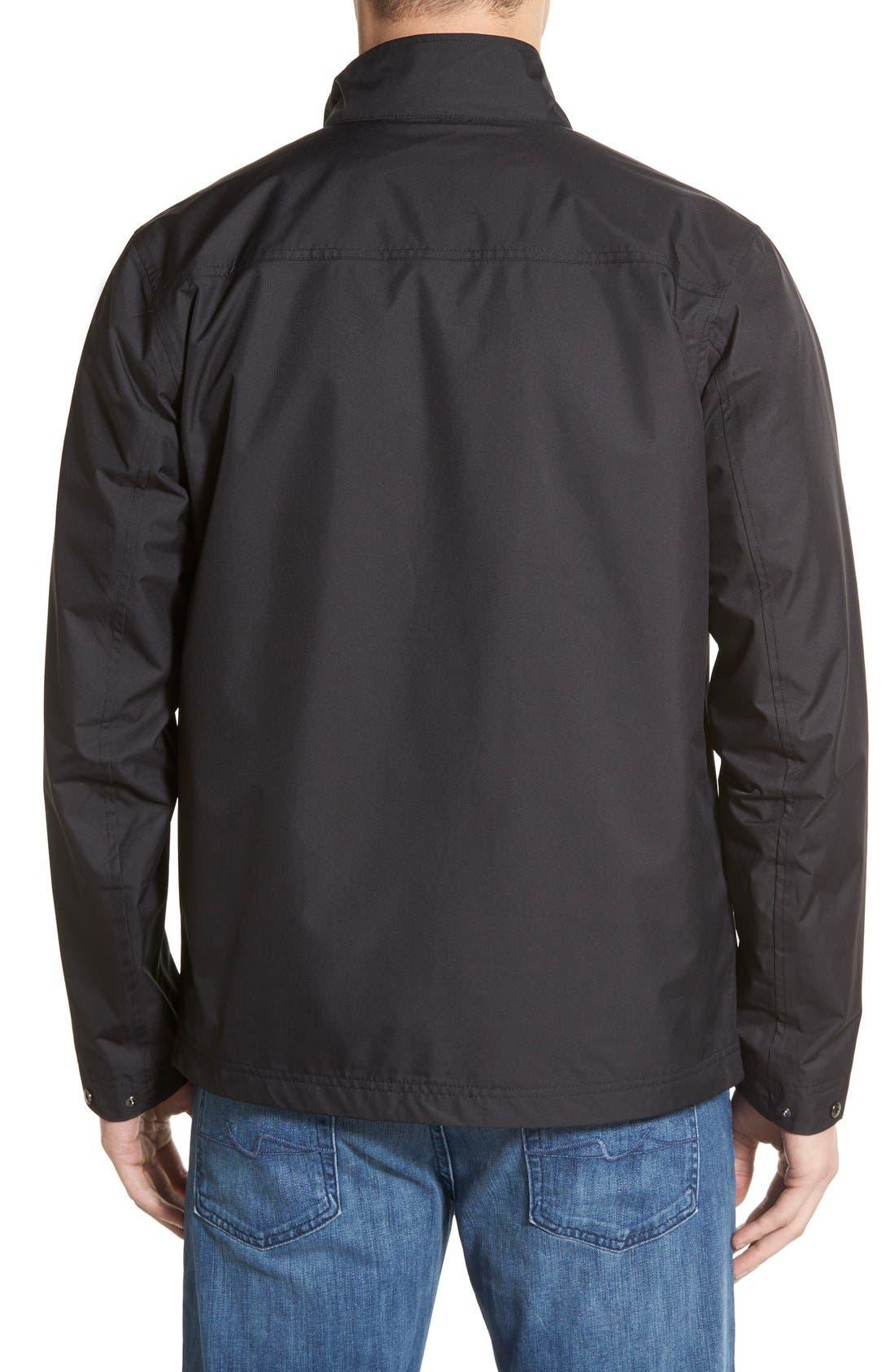 HELLY HANSEN,                             'Derry' Waterproof Jacket,                             Alternate thumbnail 4, color,                             009