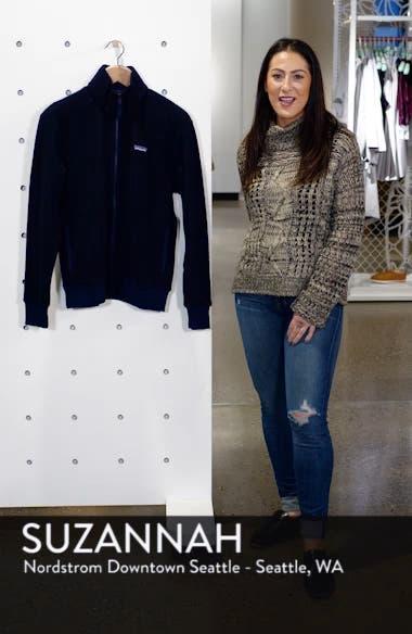 Woolyester Fleece Jacket, sales video thumbnail