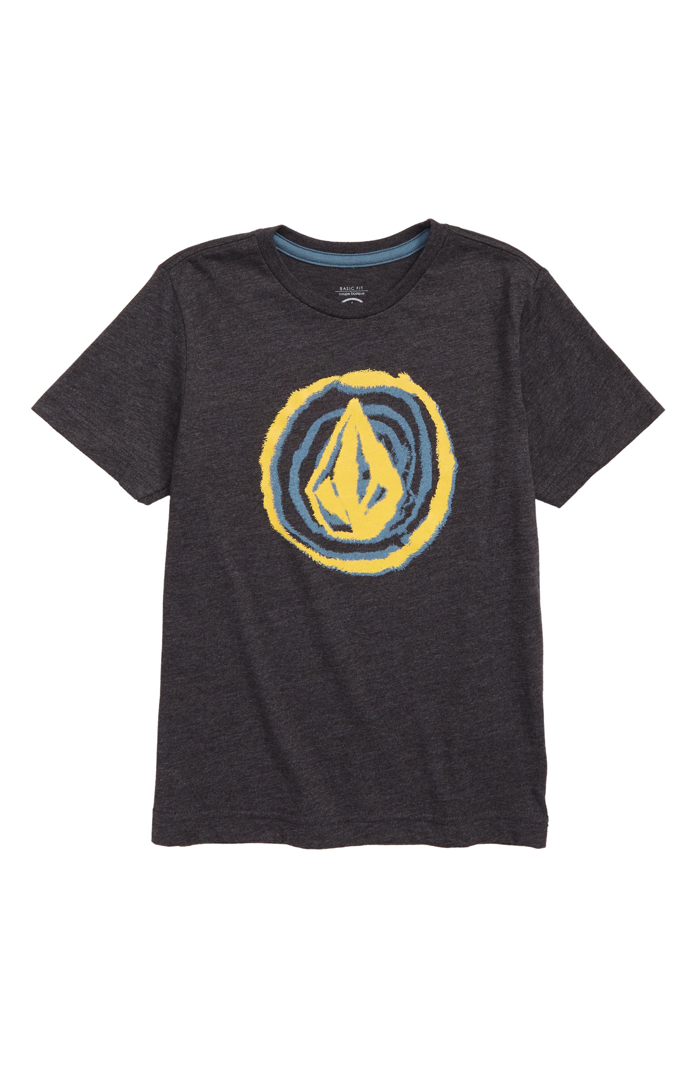Fill Graphic T-Shirt,                             Main thumbnail 1, color,                             001
