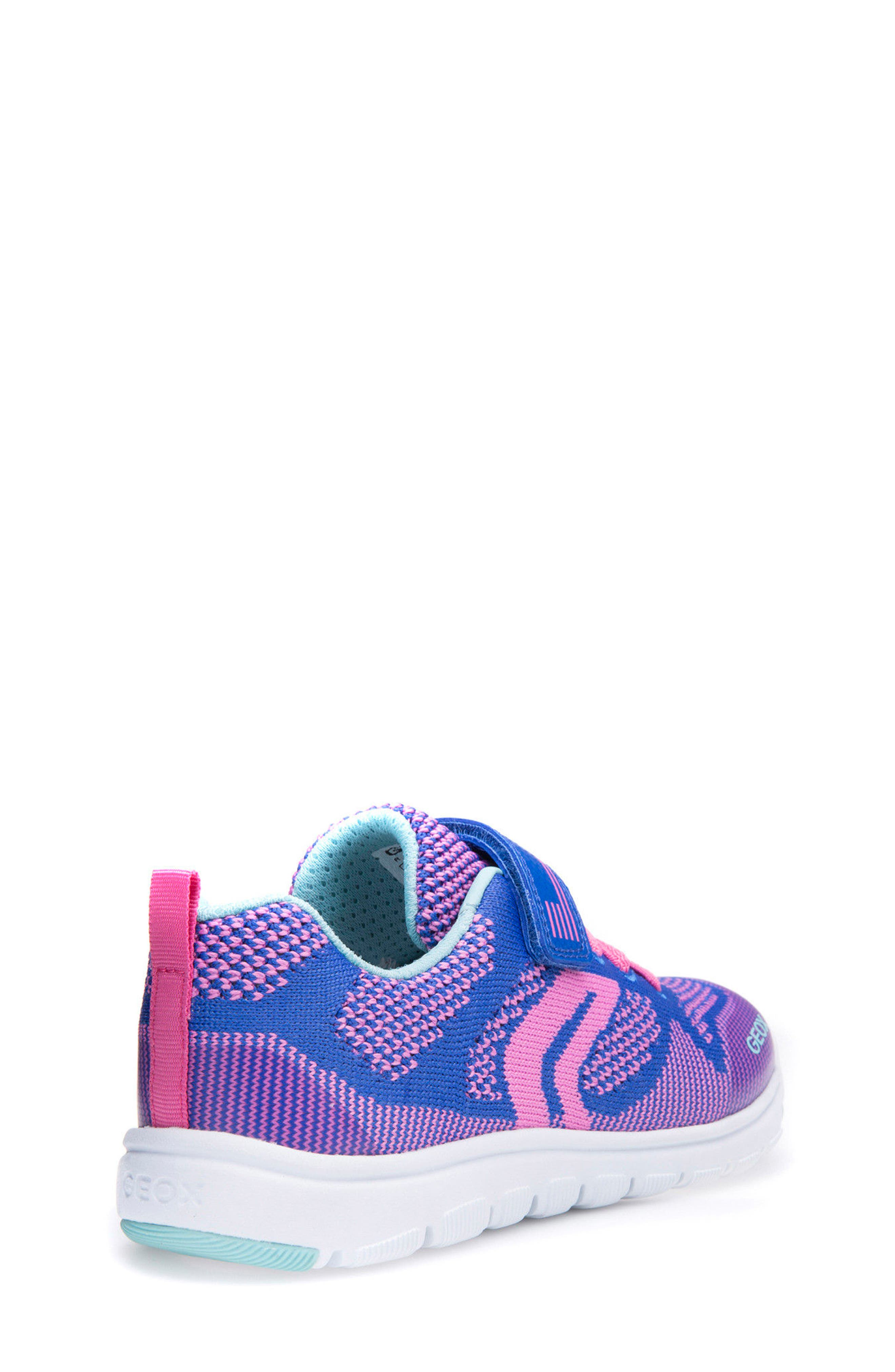 Xunday Low Top Woven Sneaker,                             Alternate thumbnail 4, color,