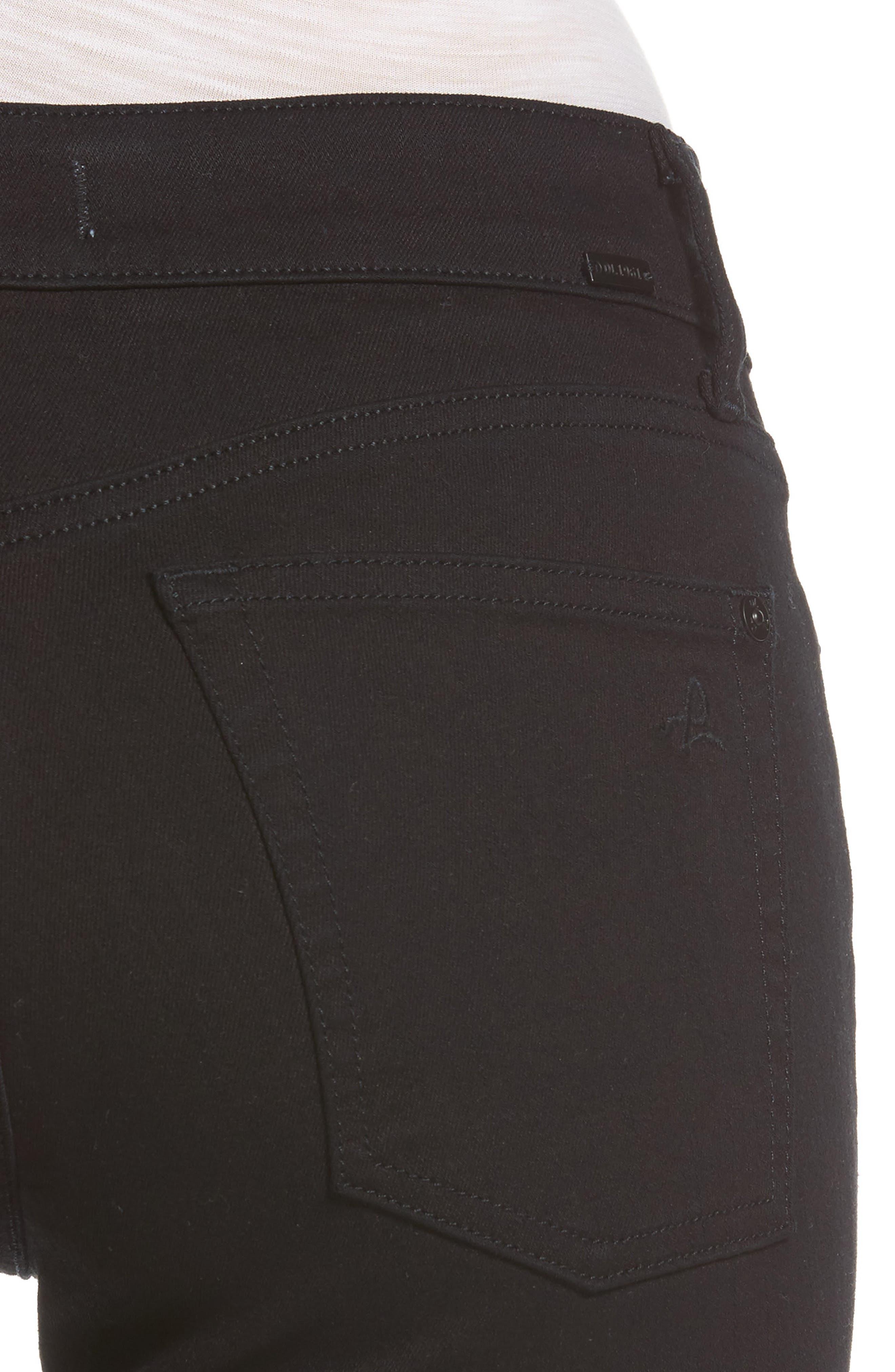 Mara Ankle Straight Leg Jeans,                             Alternate thumbnail 8, color,