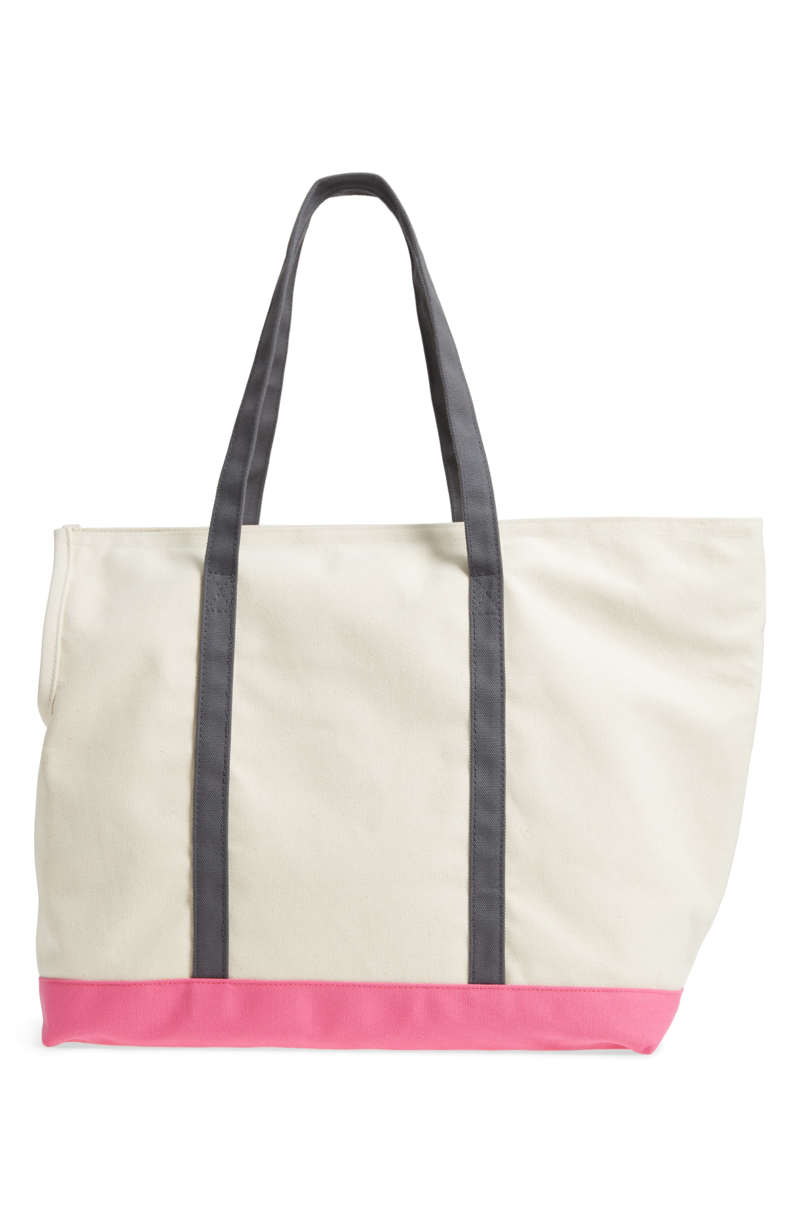LOVETHYBEAST,                             Large Canvas Pet Tote,                             Alternate thumbnail 3, color,                             250